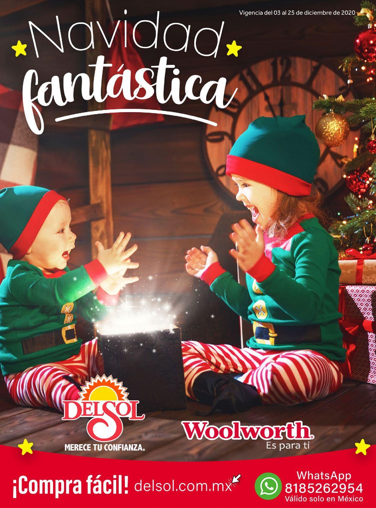 Woolworth - Navidad 2020 Folleto - 02.12-25.12.2020