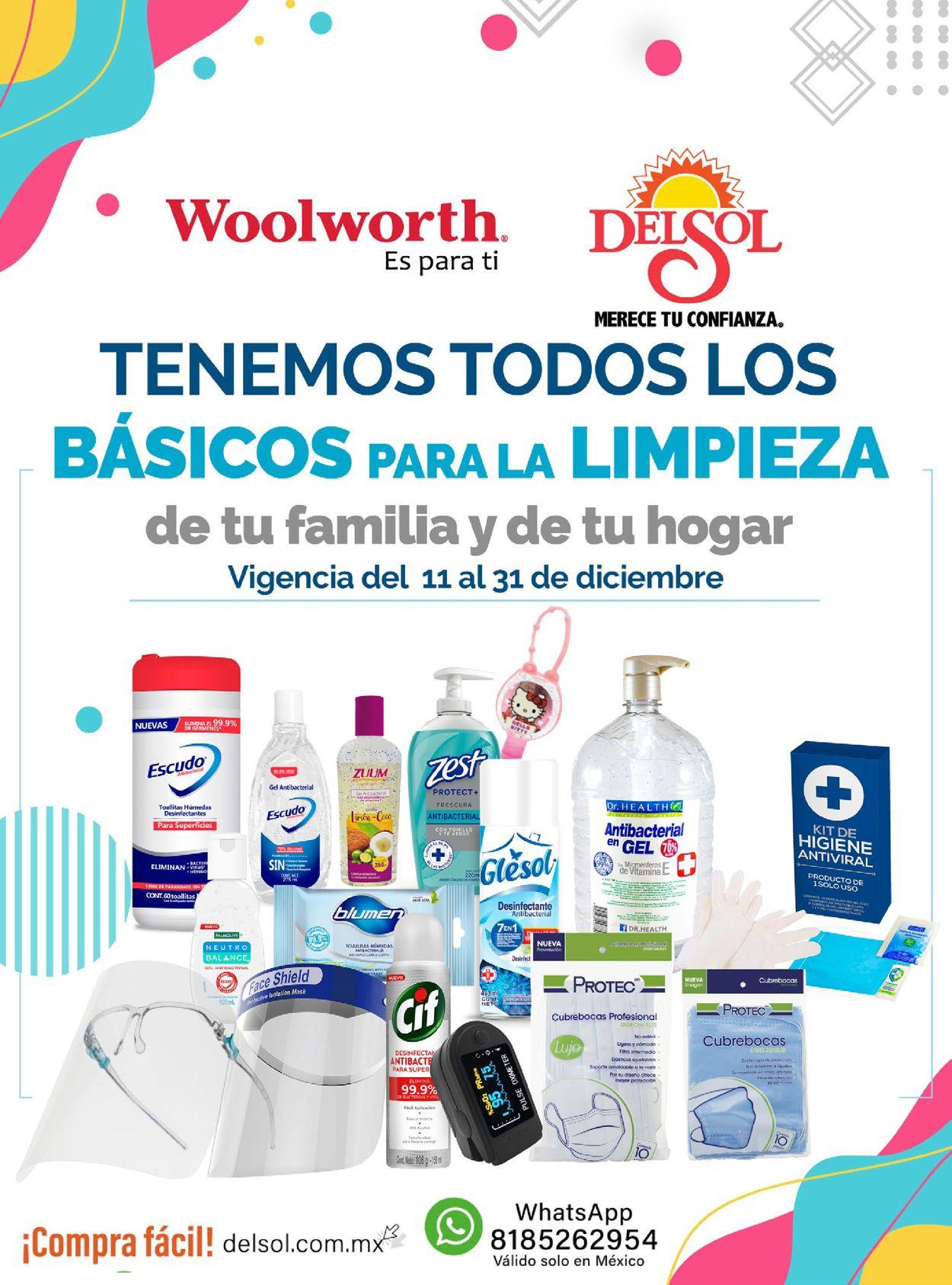 Woolworths - Navidad 2020 Folleto - 11.12-31.12.2020