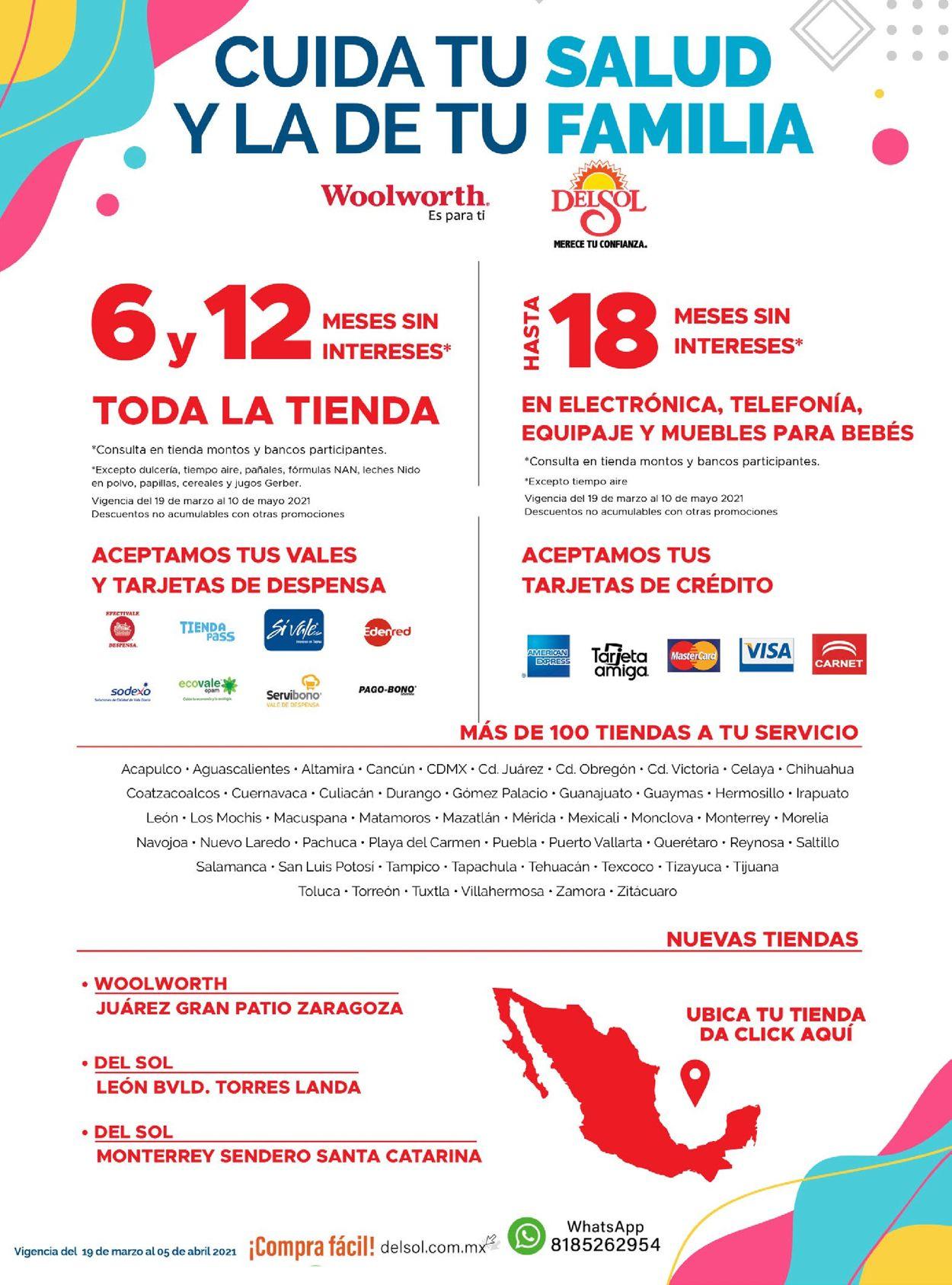 Woolworth Folleto - 18.03-05.04.2021 (Página 14)