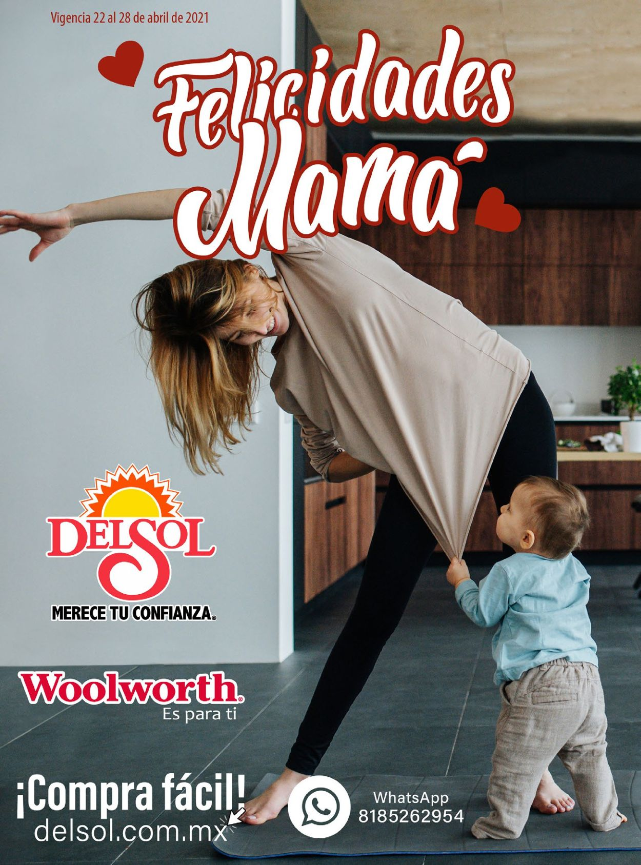 Woolworth Folleto - 21.04-28.04.2021