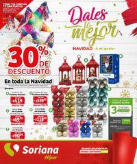 Soriana Catálogo Navideño