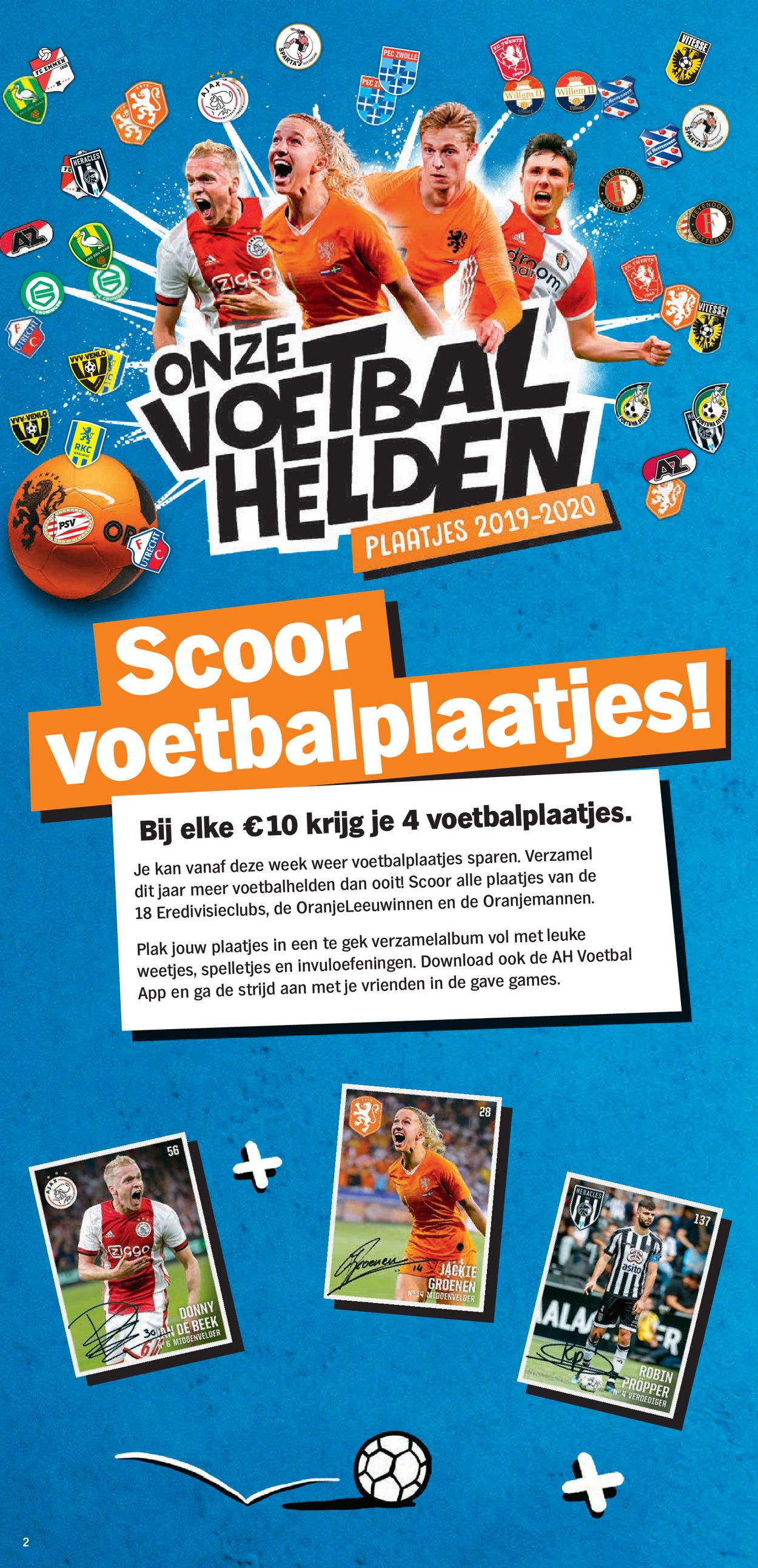 Albert Heijn Folder - 06.01-12.01.2020 (Pagina 2)
