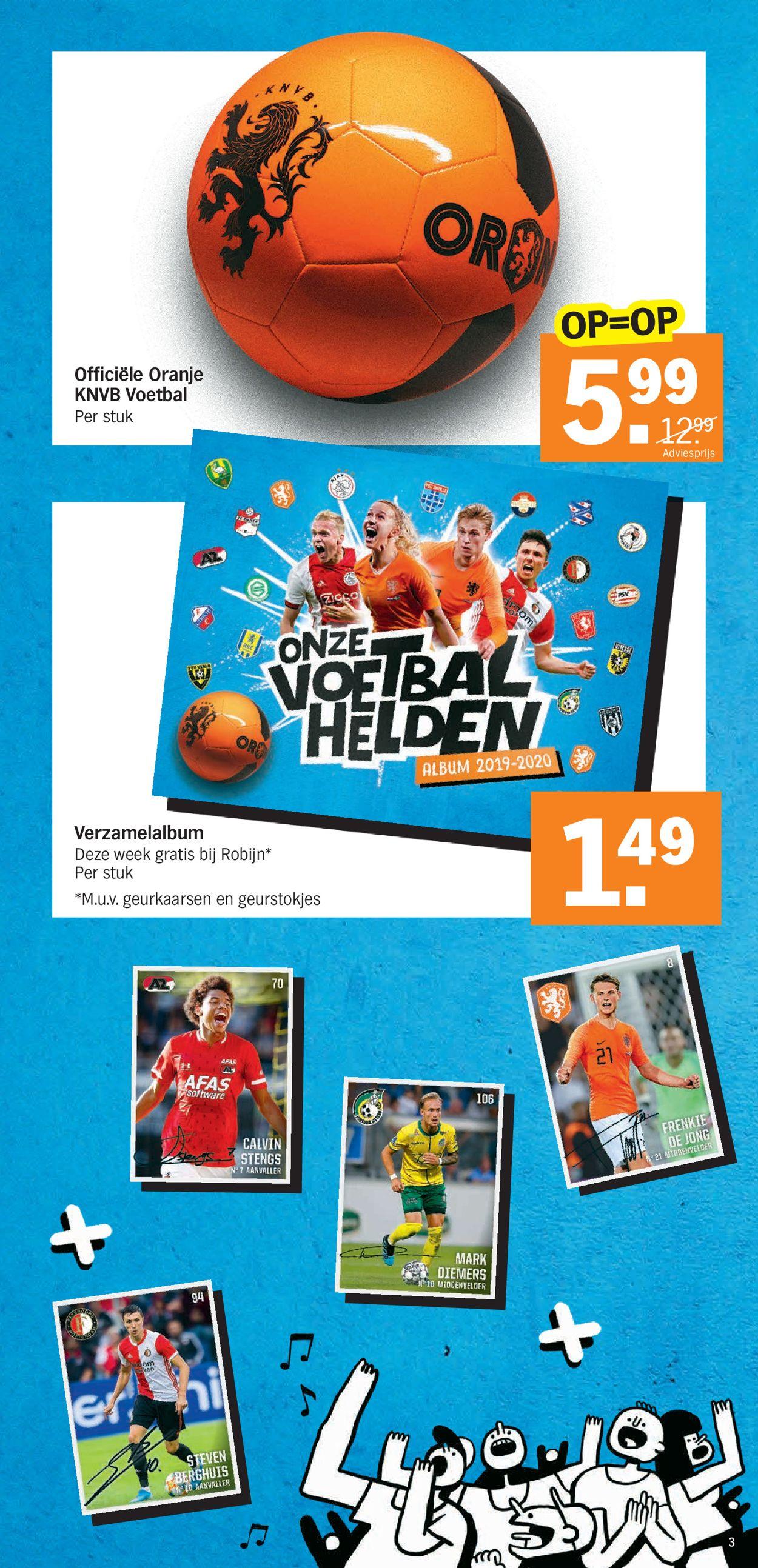 Albert Heijn Folder - 06.01-12.01.2020 (Pagina 3)