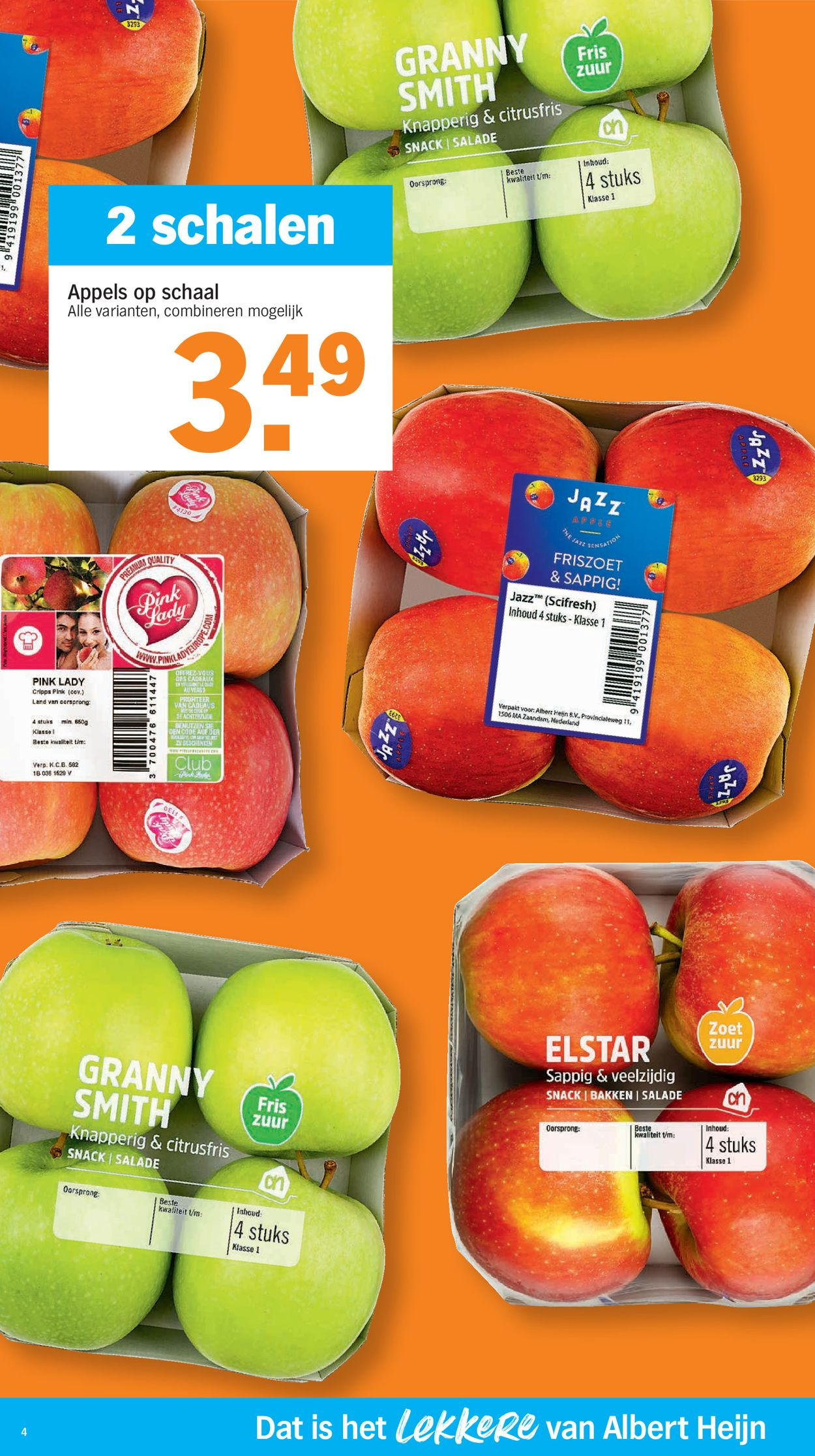 Albert Heijn Folder - 16.03-22.03.2020 (Pagina 4)