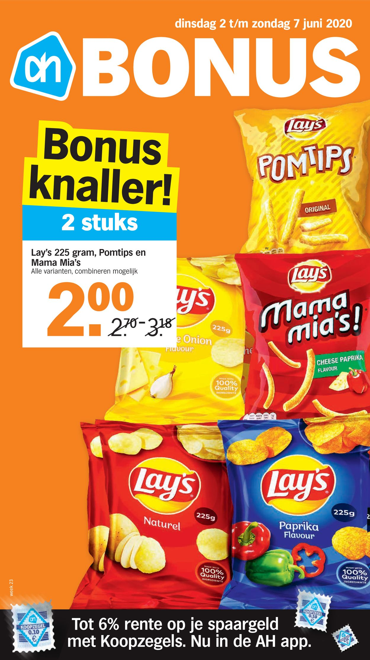 Albert Heijn Folder - 01.06-07.06.2020