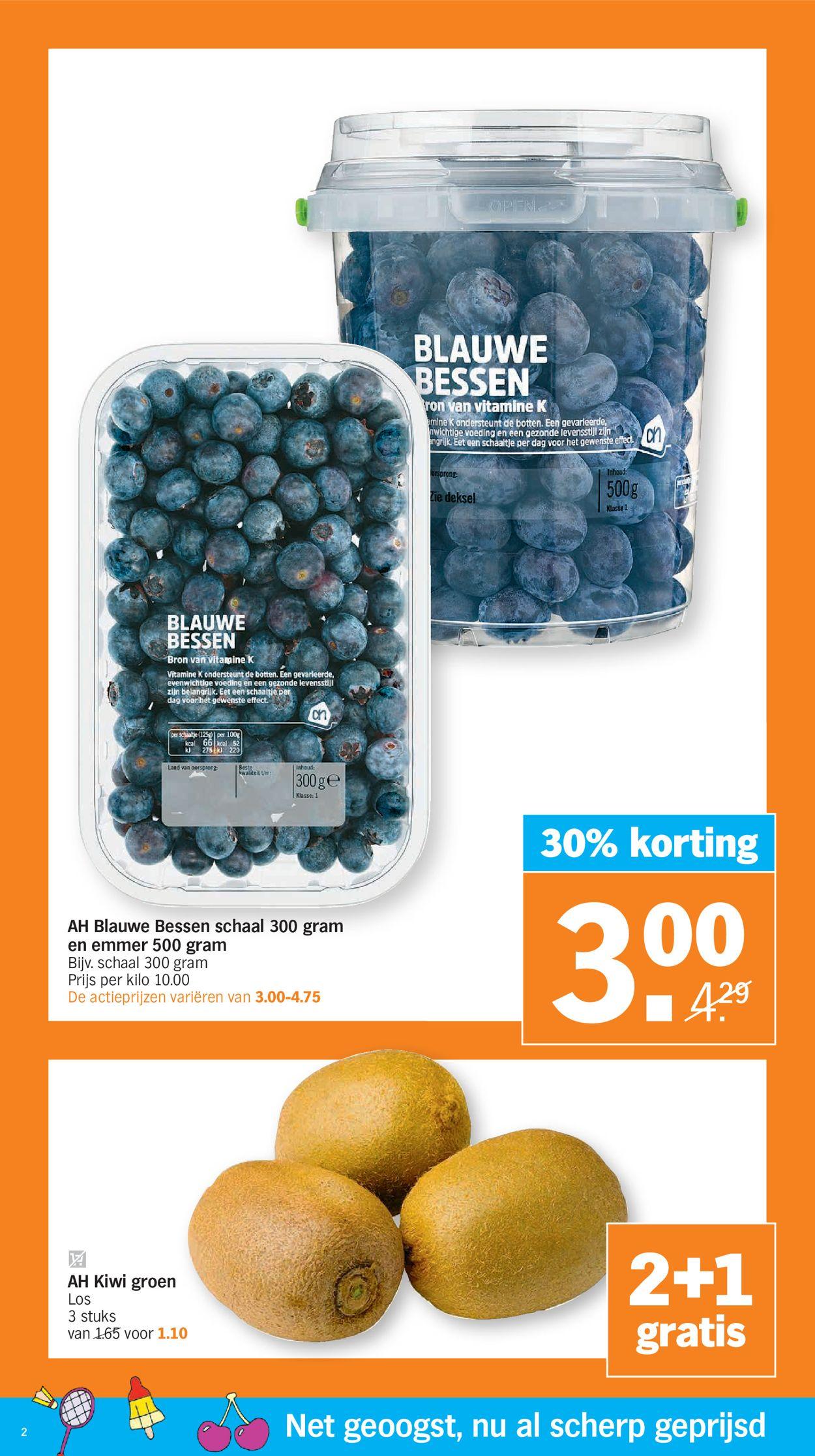 Albert Heijn Folder - 13.07-19.07.2020 (Pagina 2)