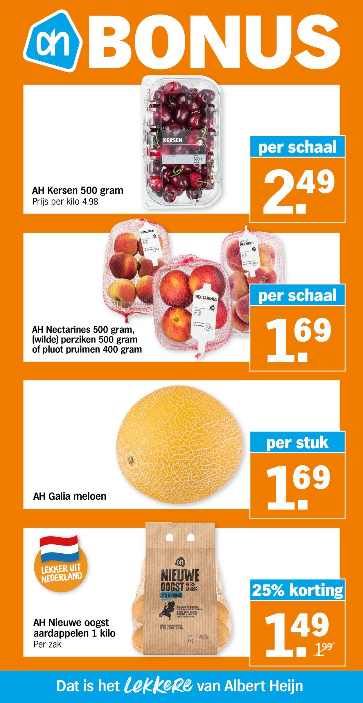Albert Heijn Folder - 21.06-27.06.2021 (Pagina 15)