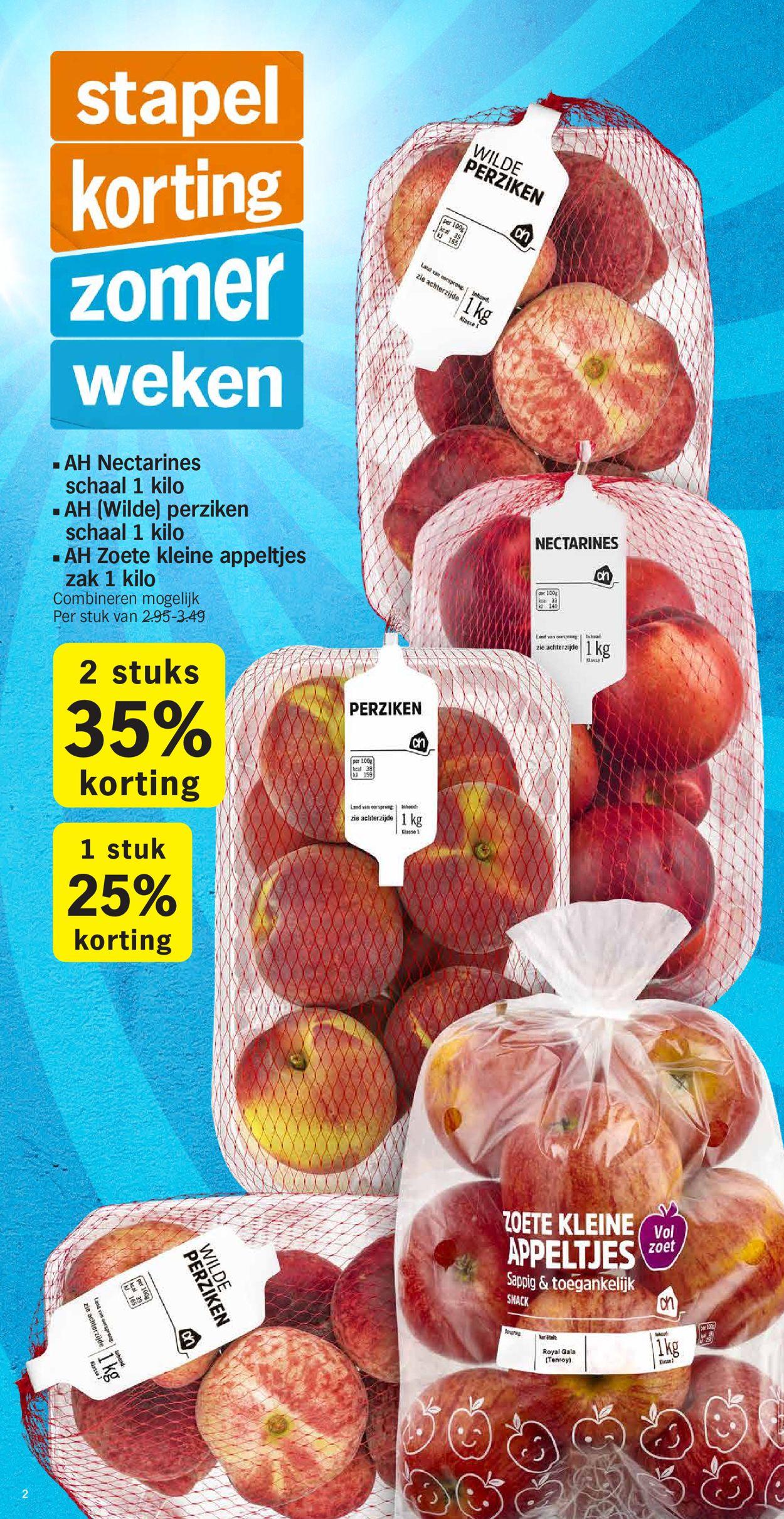 Albert Heijn Folder - 05.07-11.07.2021 (Pagina 2)