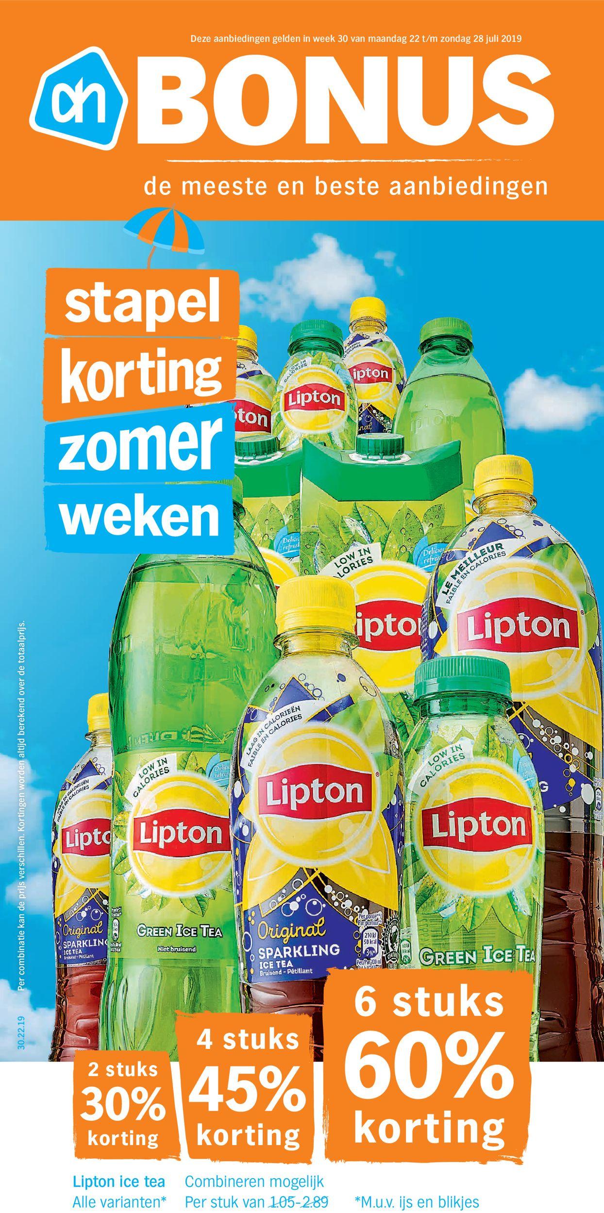 Albert Heijn Folder - 22.07-28.07.2019
