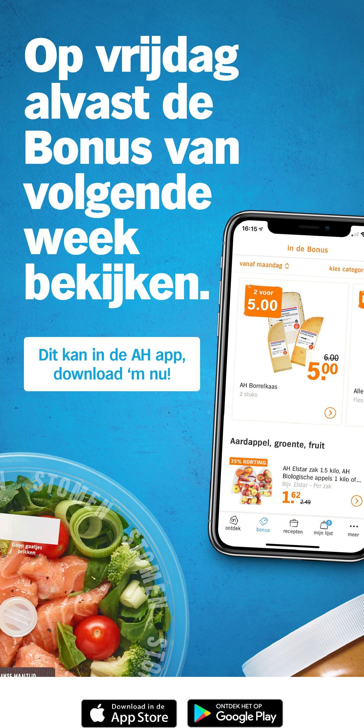 Albert Heijn Folder - 04.11-10.11.2019 (Pagina 35)