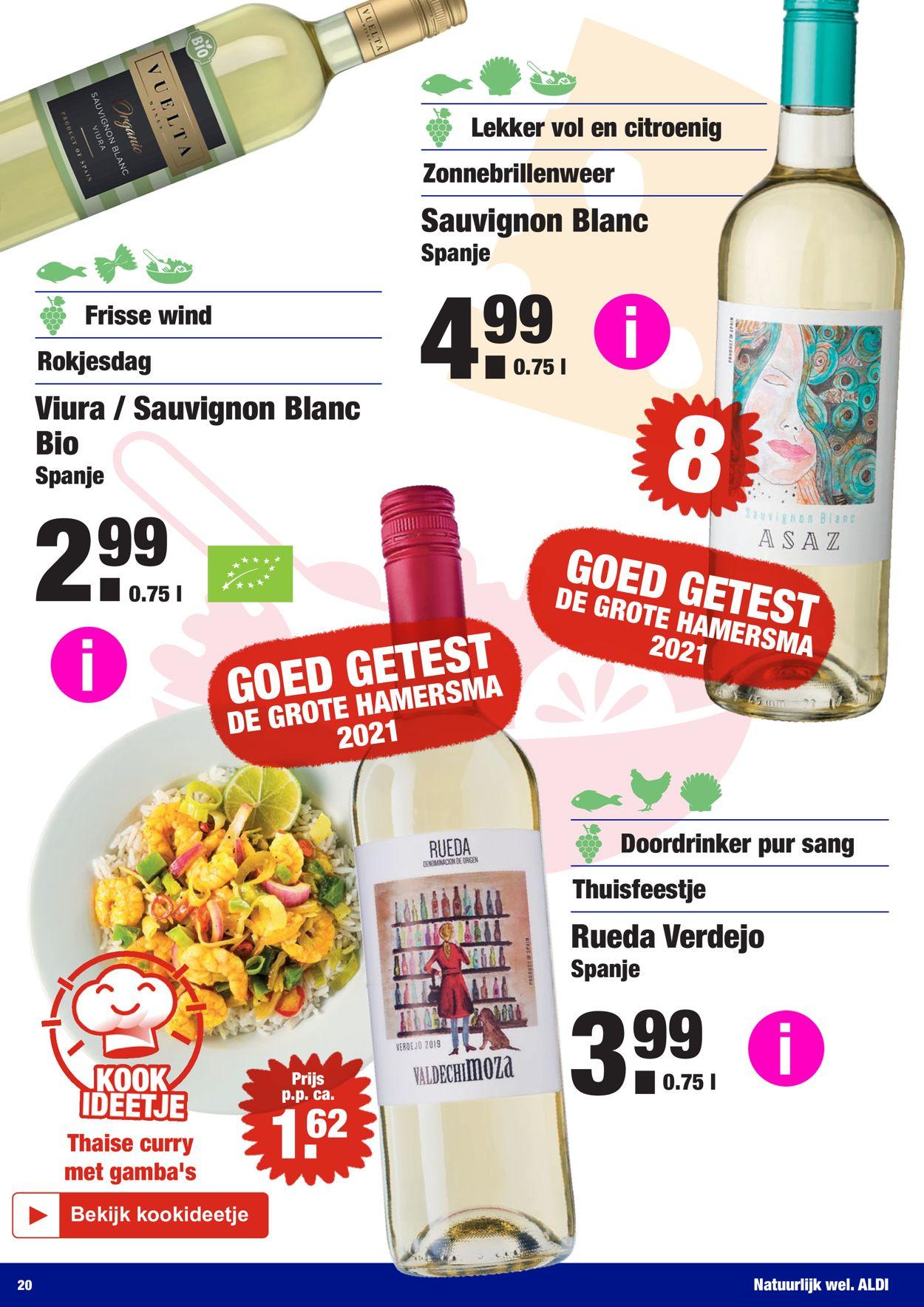 Aldi Wijnspecial Folder - 05.04-24.10.2021 (Pagina 20)