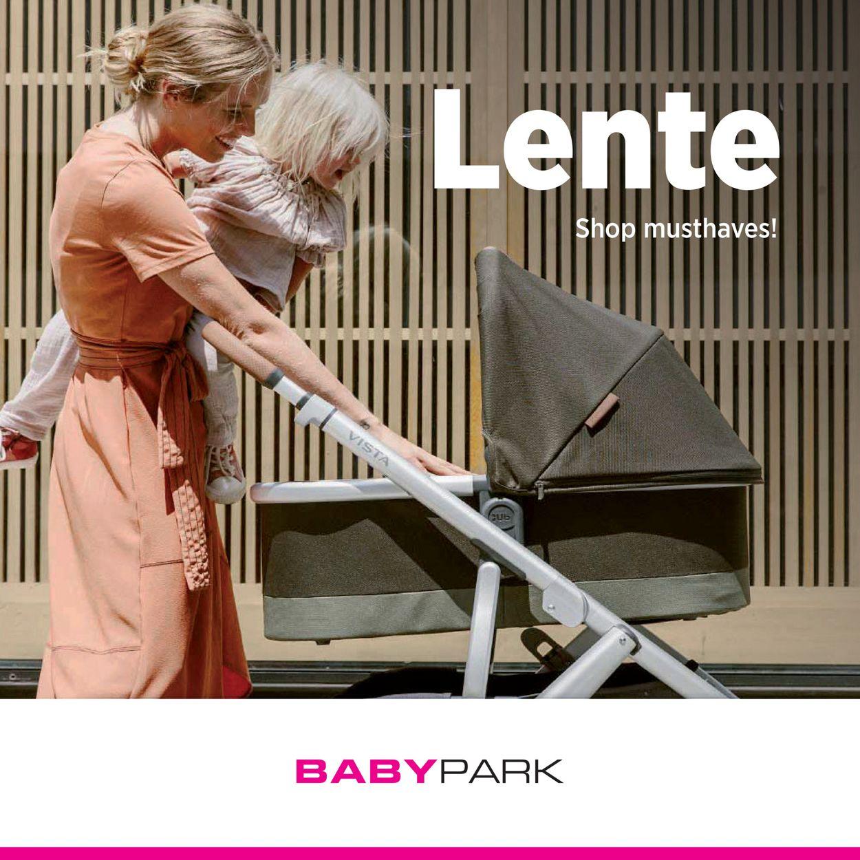 Babypark Folder - 08.04-08.06.2020