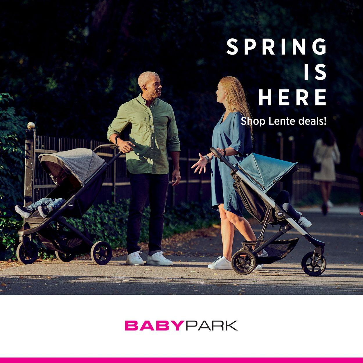 Babypark Folder - 21.04-31.05.2020