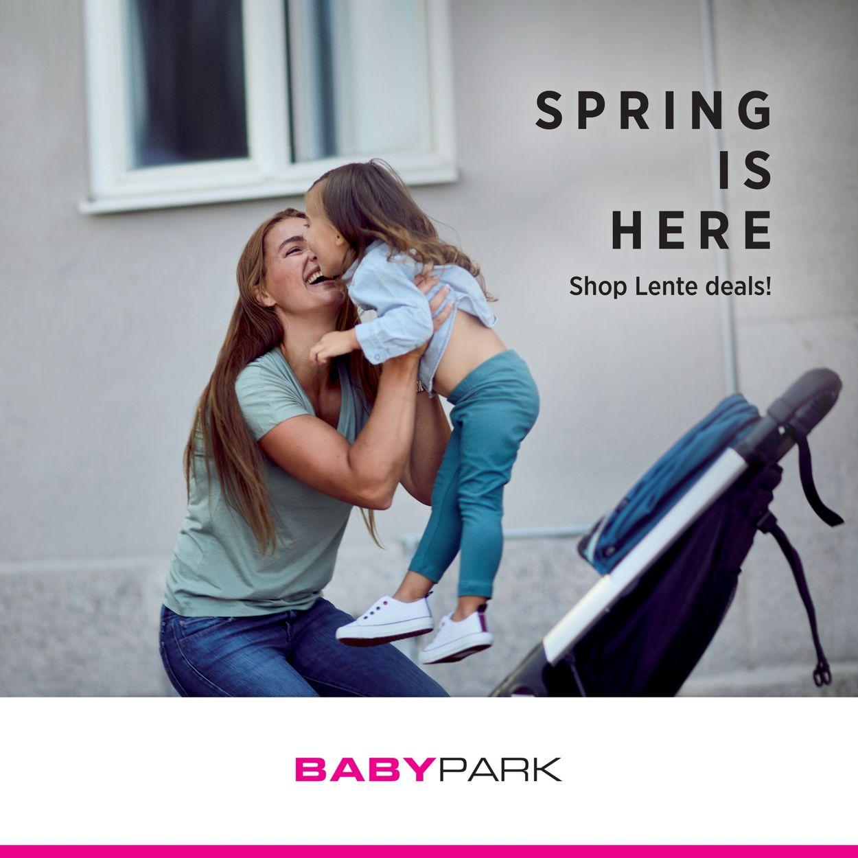 Babypark Folder - 28.04-07.06.2020