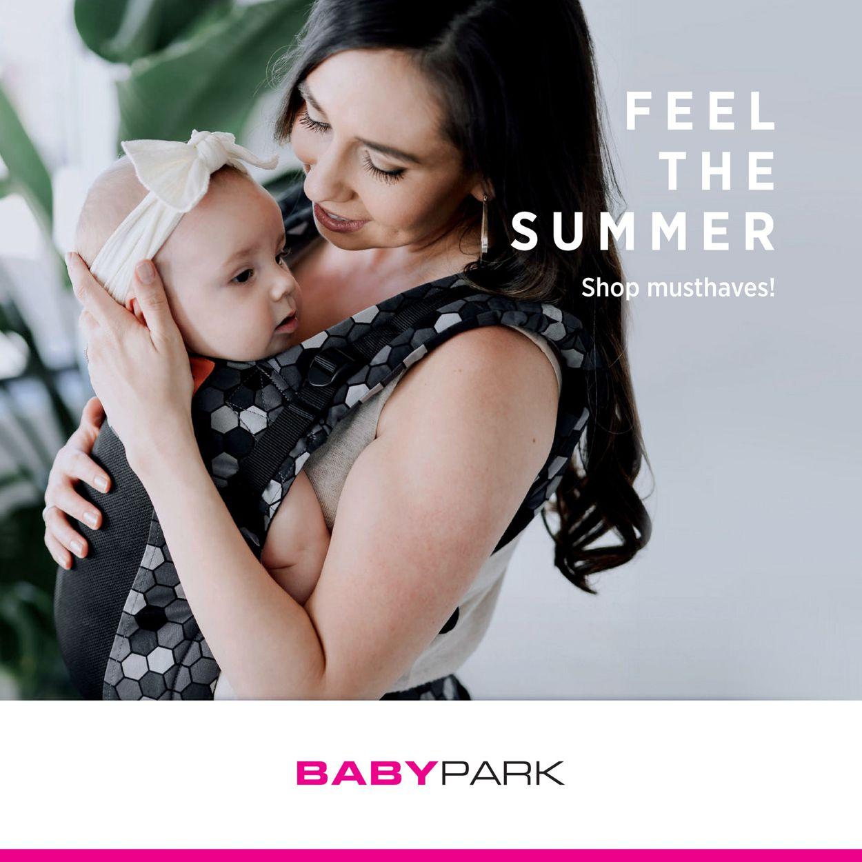 Babypark Folder - 02.06-15.06.2020