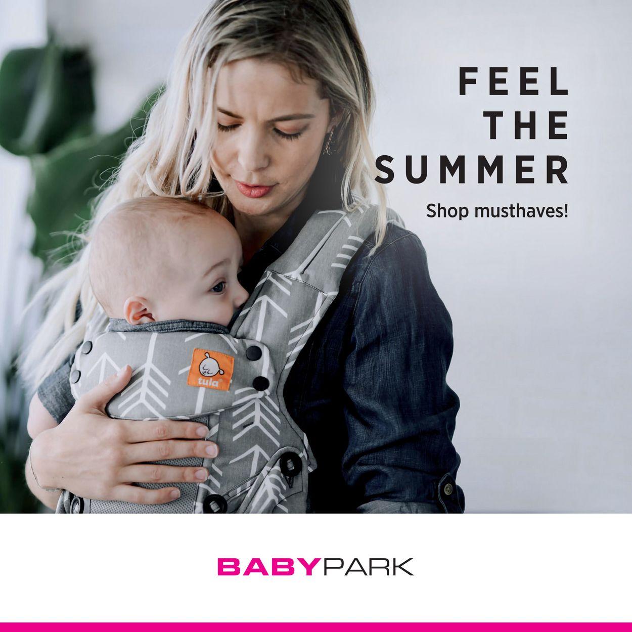 Babypark Folder - 10.06-30.09.2020