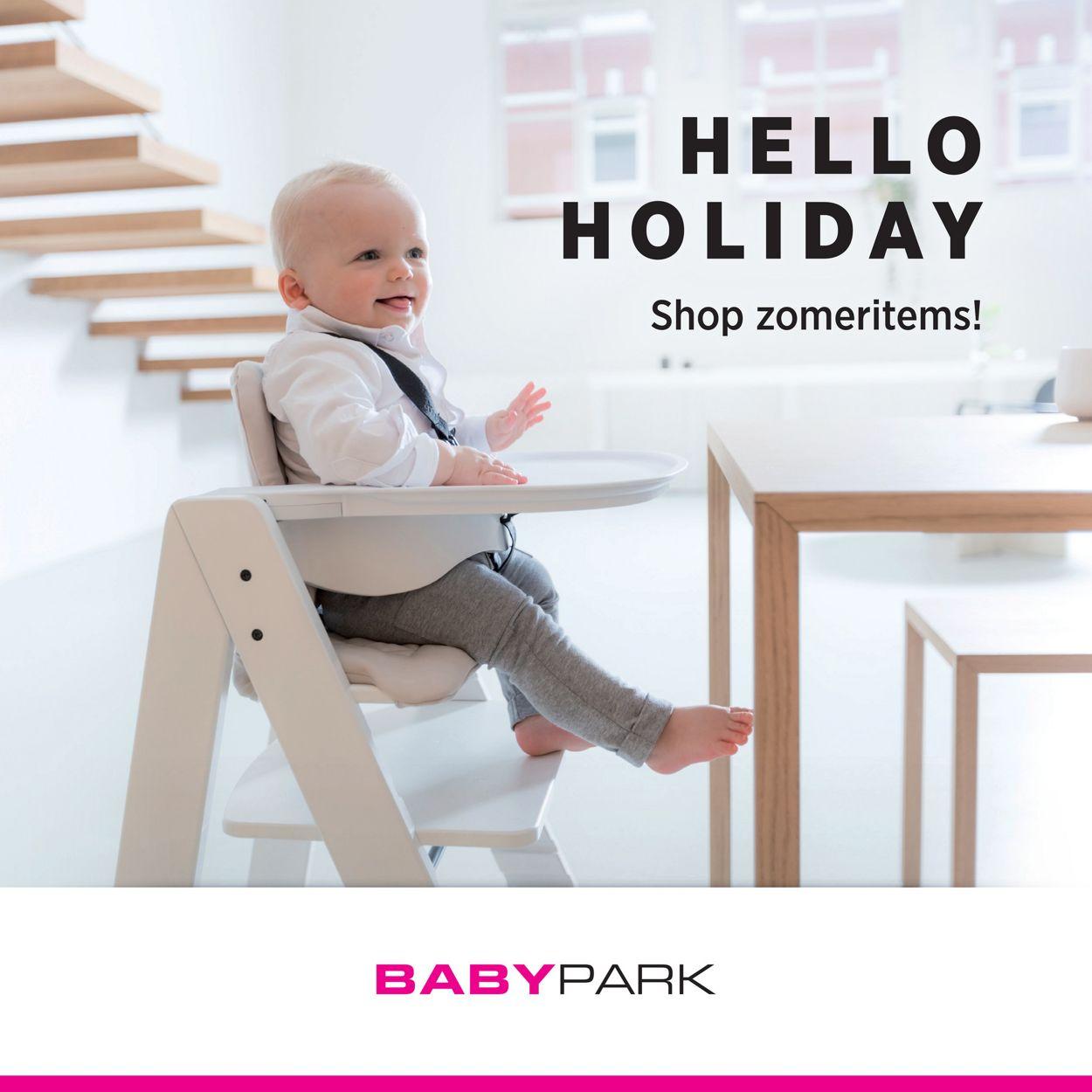 Babypark Folder - 16.06-31.07.2020