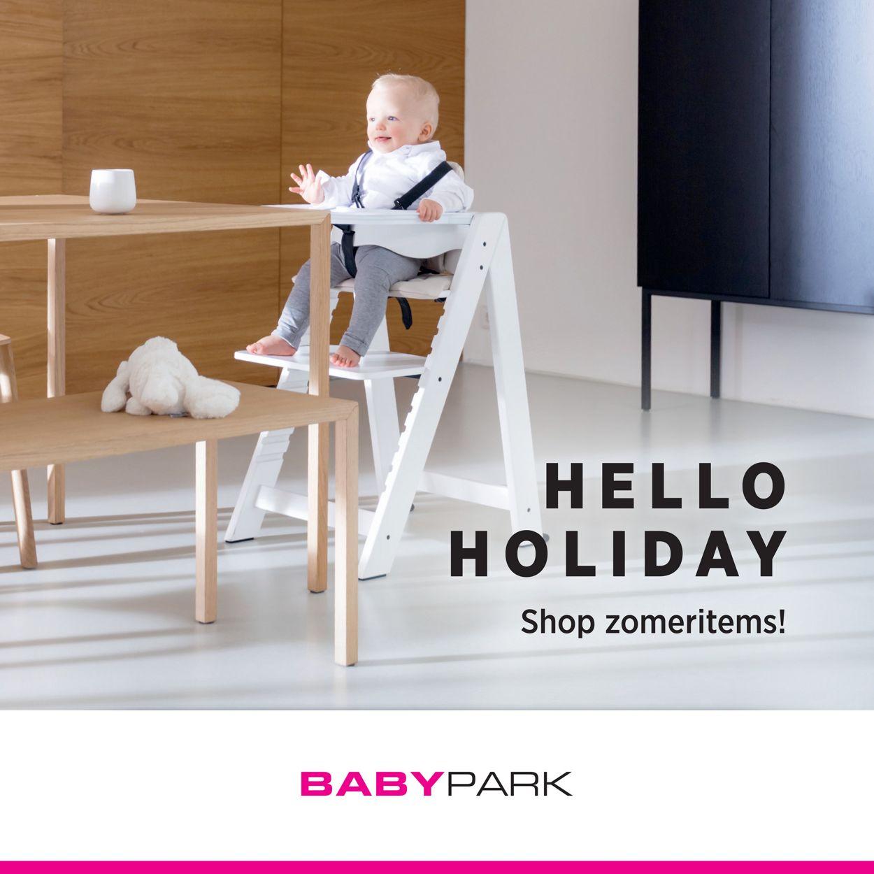 Babypark Folder - 01.07-31.08.2020