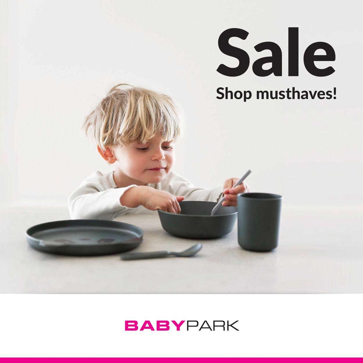 Babypark Folder - 16.02-15.03.2021