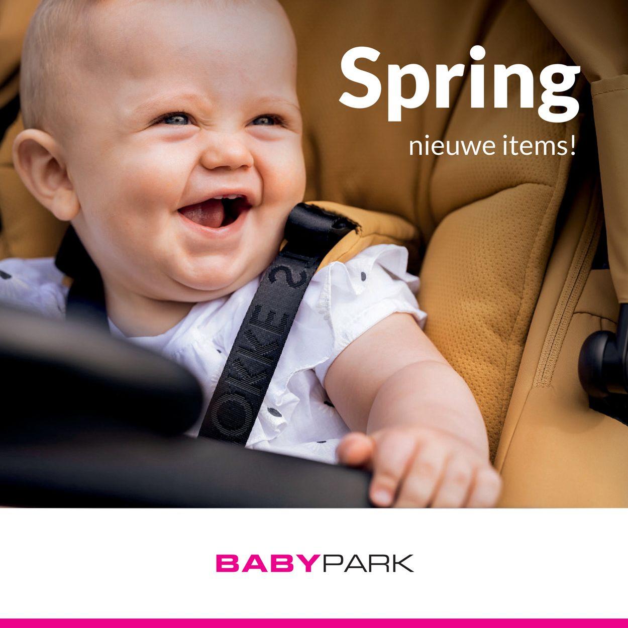 Babypark Folder - 31.03-12.04.2021
