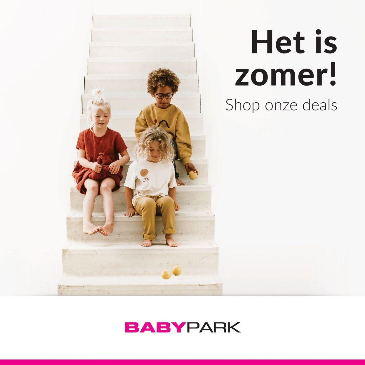 Babypark Folder - 15.06-27.06.2021