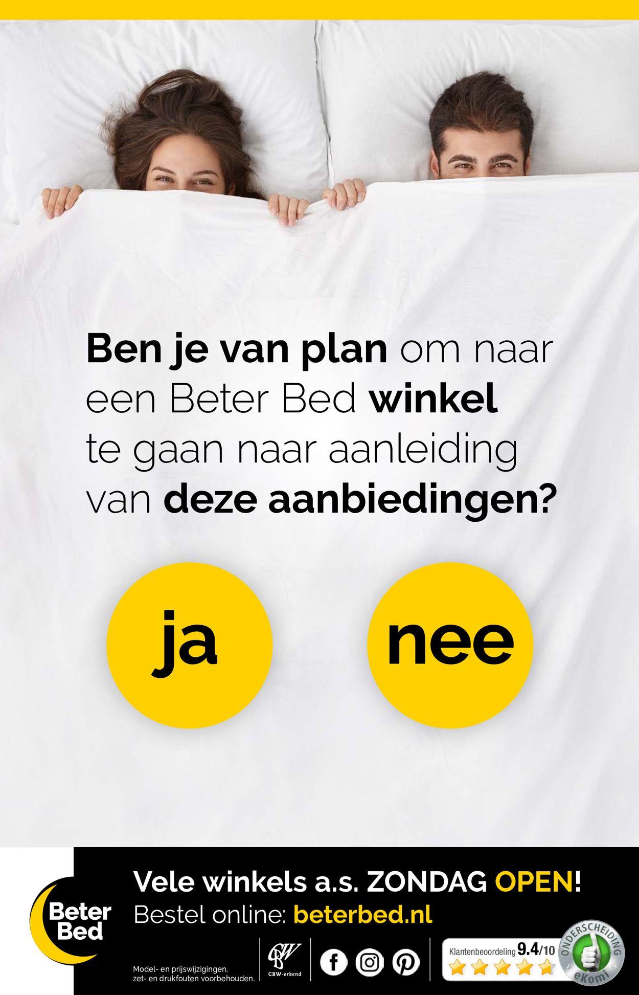Beter Bed Folder - 13.03-20.03.2020 (Pagina 9)