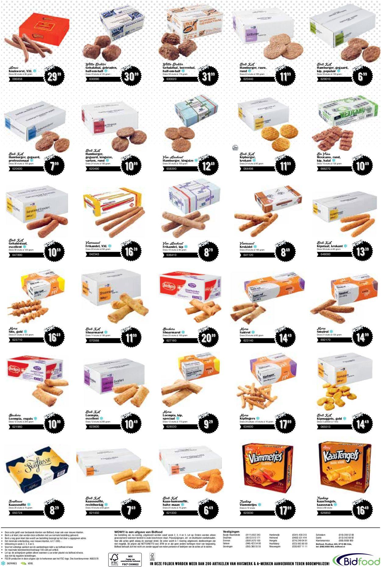 Bidfood Folder - 06.01-01.02.2020 (Pagina 6)