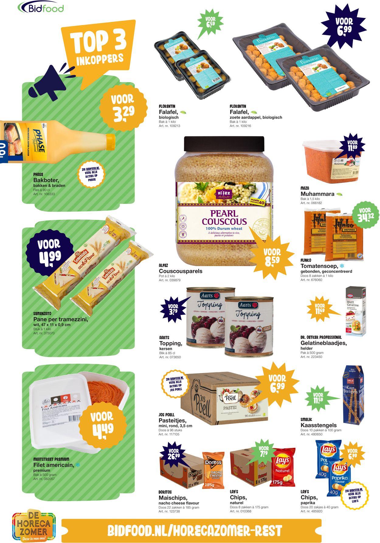 Bidfood Folder - 14.06-26.06.2021 (Pagina 2)