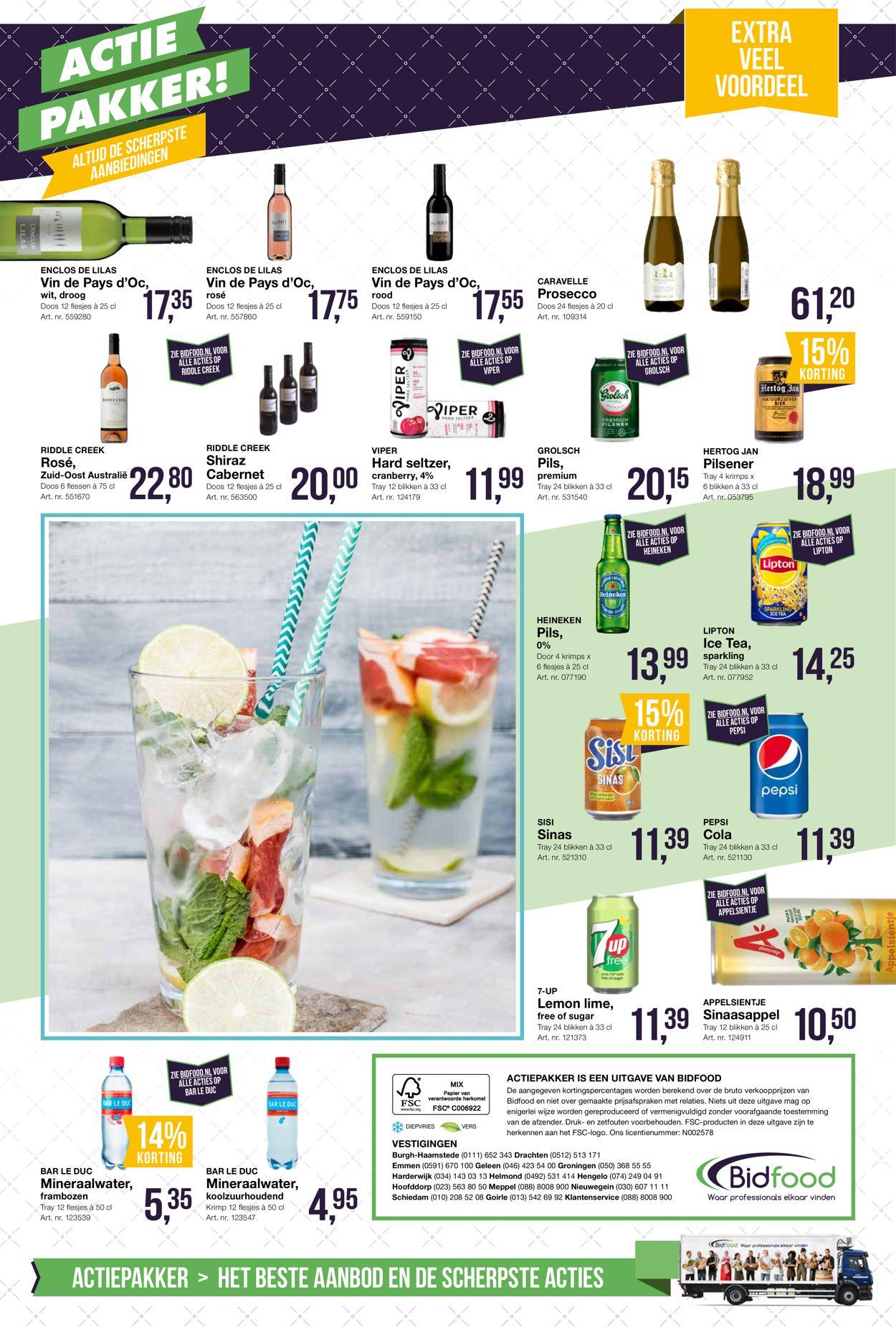 Bidfood Folder - 05.07-18.07.2021 (Pagina 8)