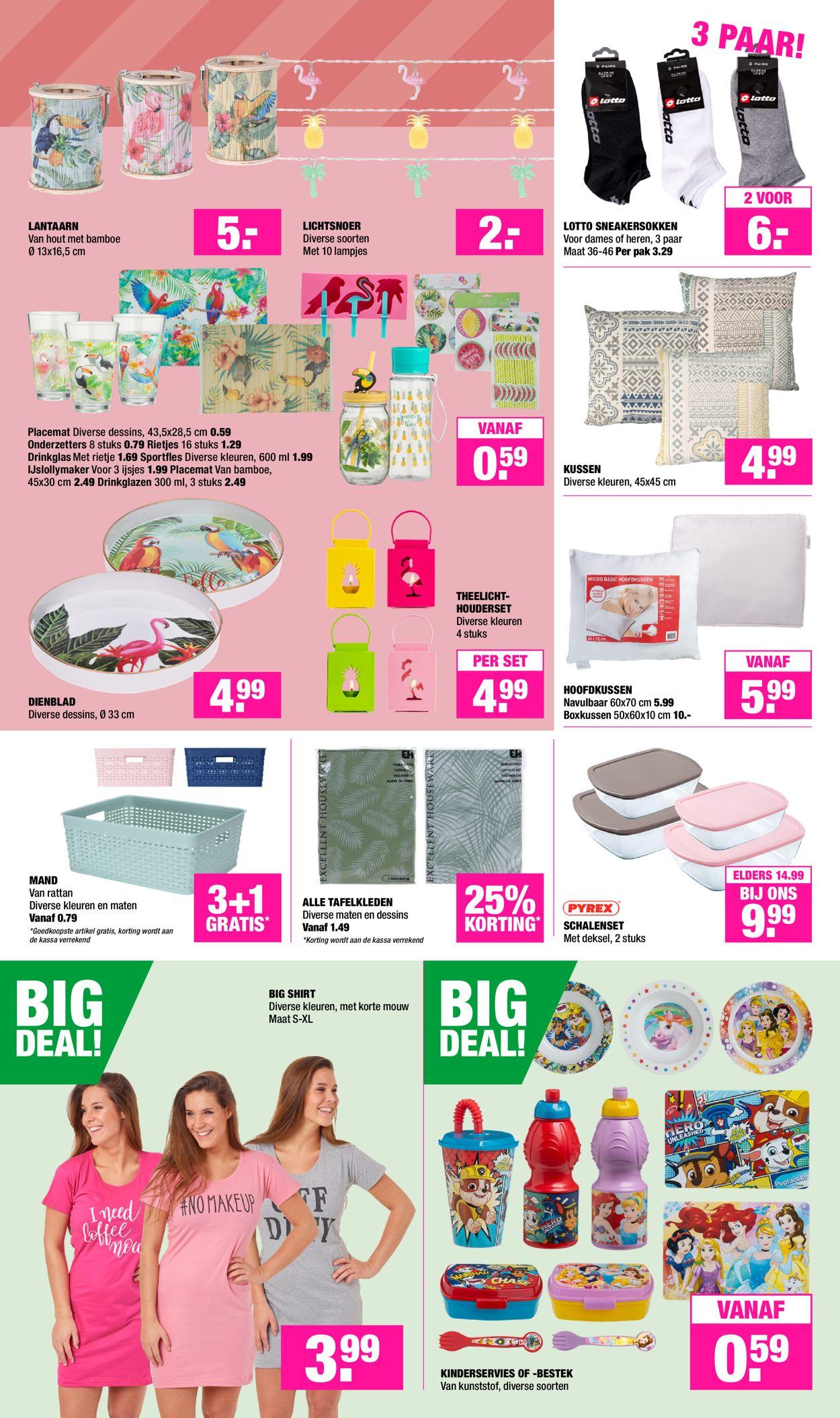 Big Bazar Folder - 03.06-16.06.2019 (Pagina 4)