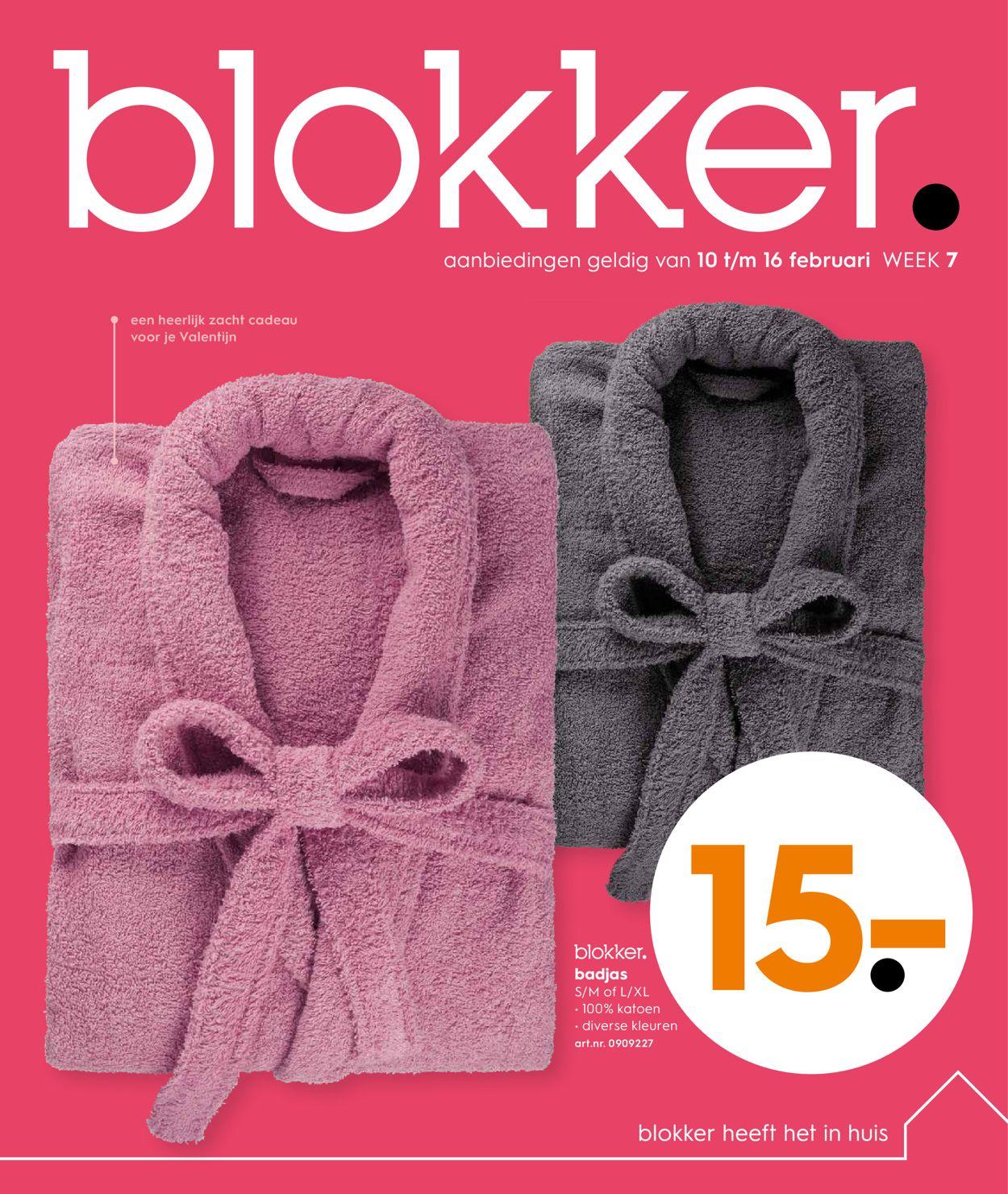 Blokker Folder - 10.02-16.02.2020