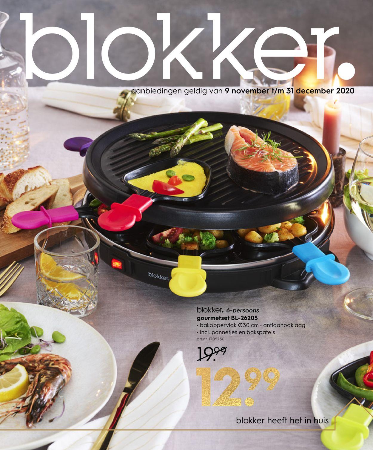 Blokker Folder - 09.11-31.12.2020