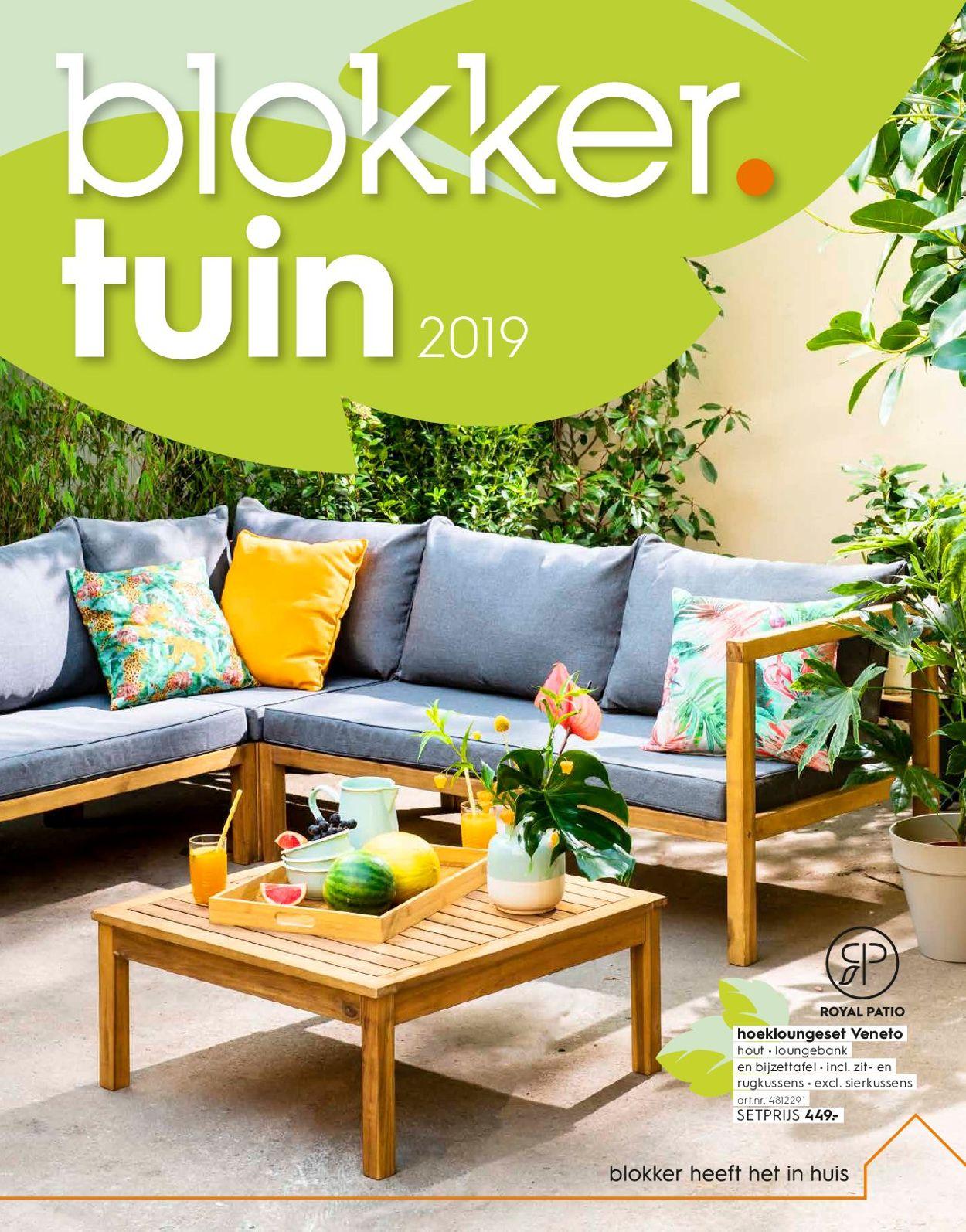 Blokker Folder - 14.03-31.05.2019