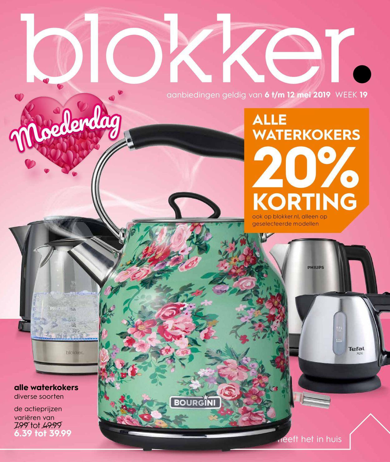 Blokker Folder - 05.05-11.05.2019