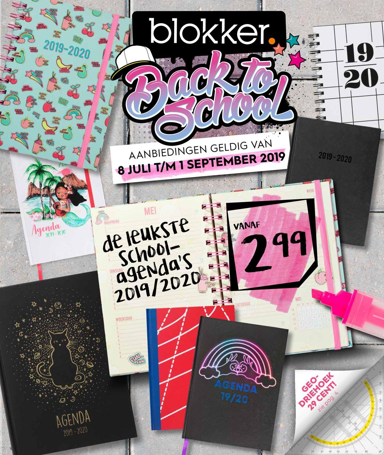 Blokker Folder - 08.07-01.09.2019