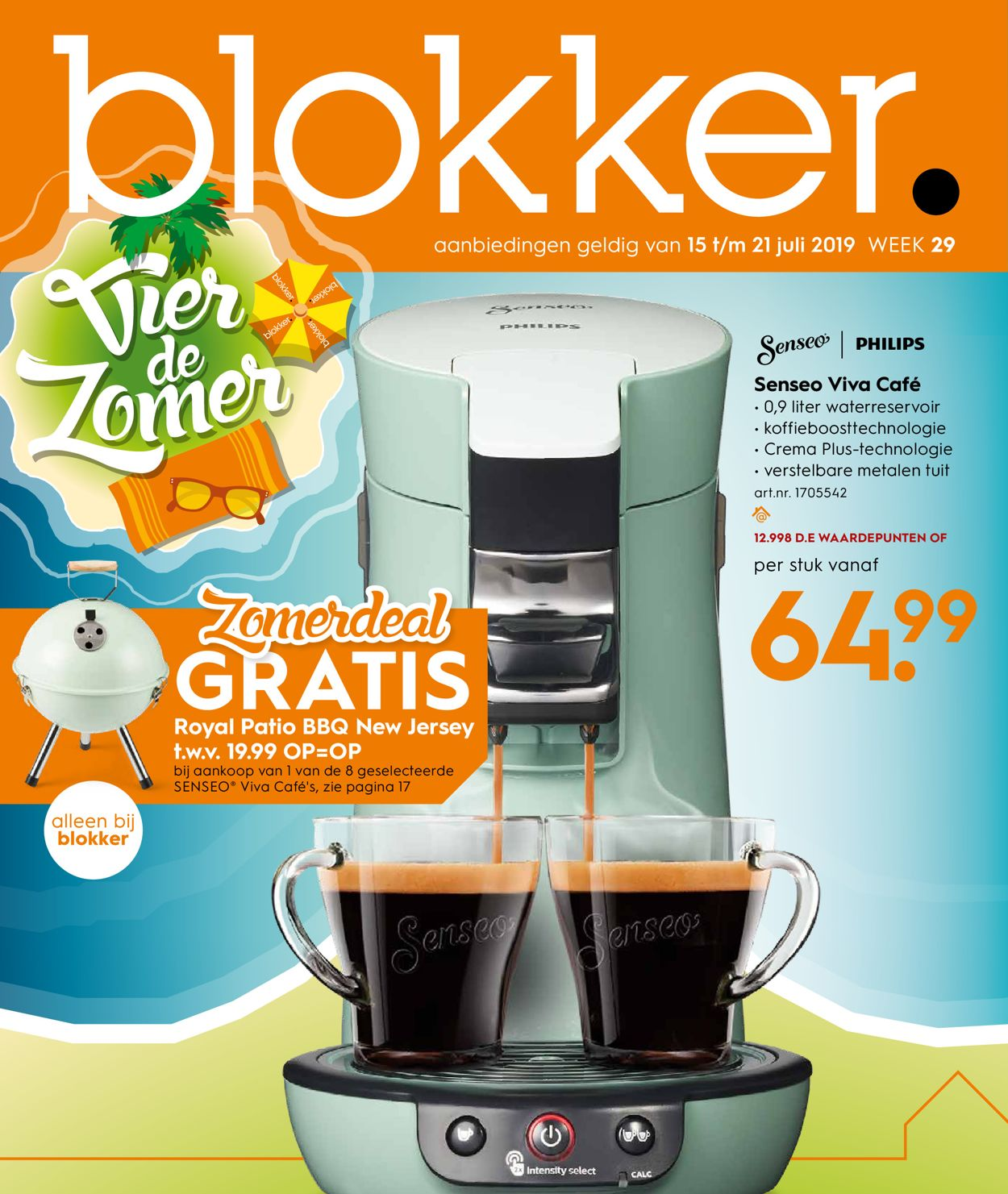 Blokker Folder - 15.07-21.07.2019