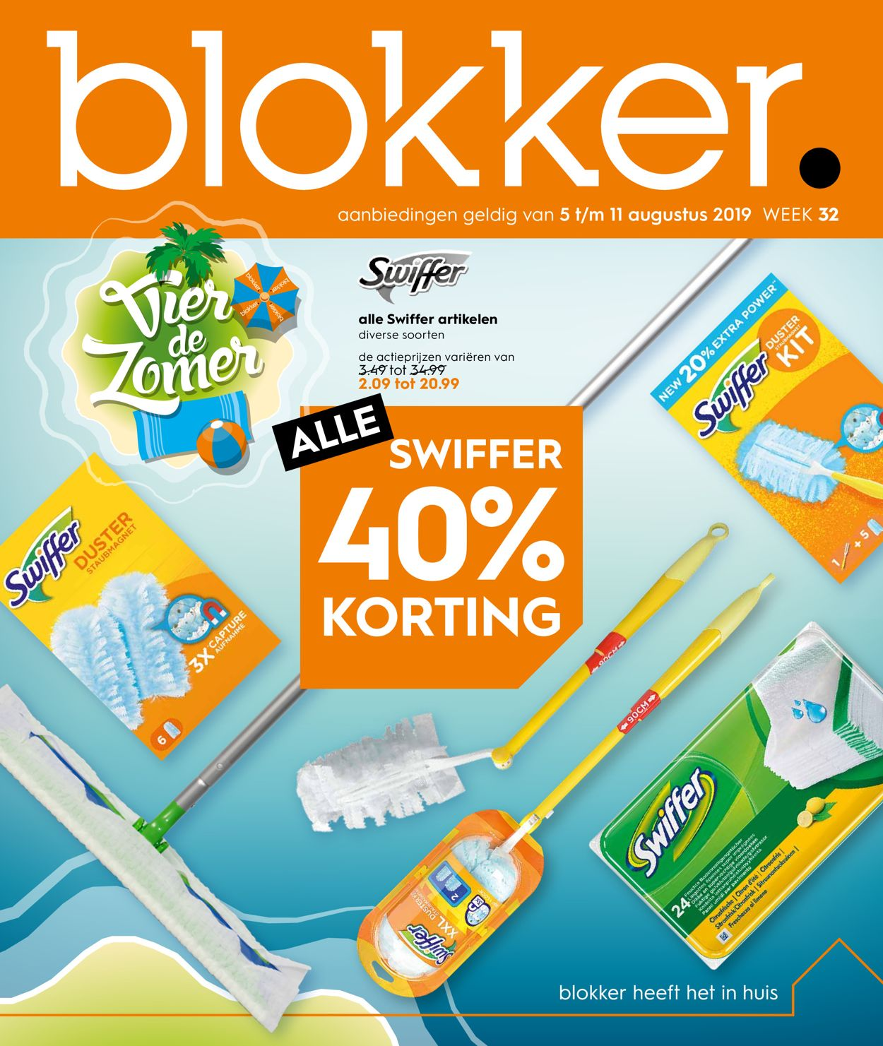 Blokker Folder - 05.08-11.08.2019