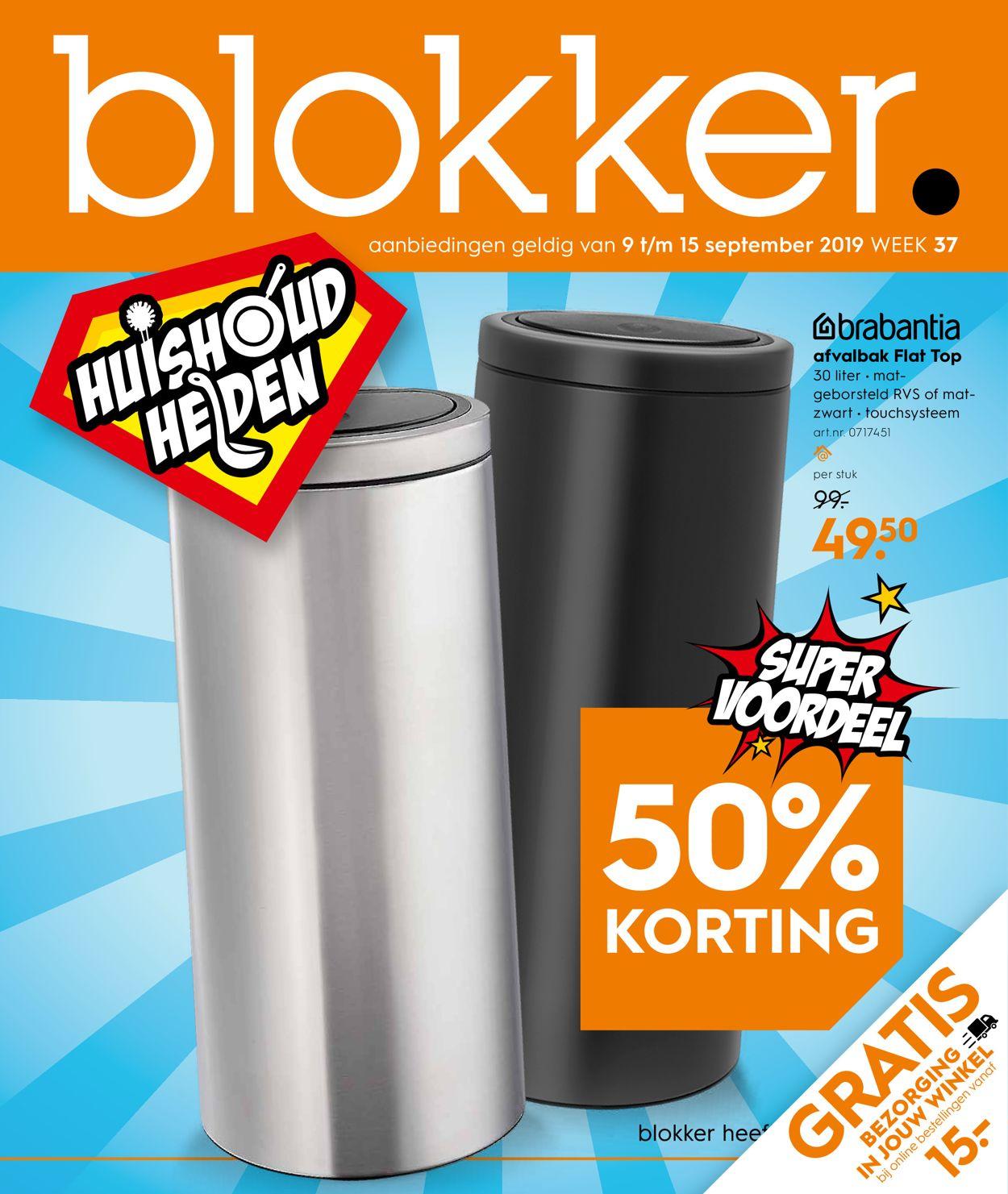 Blokker Folder - 09.09-15.09.2019