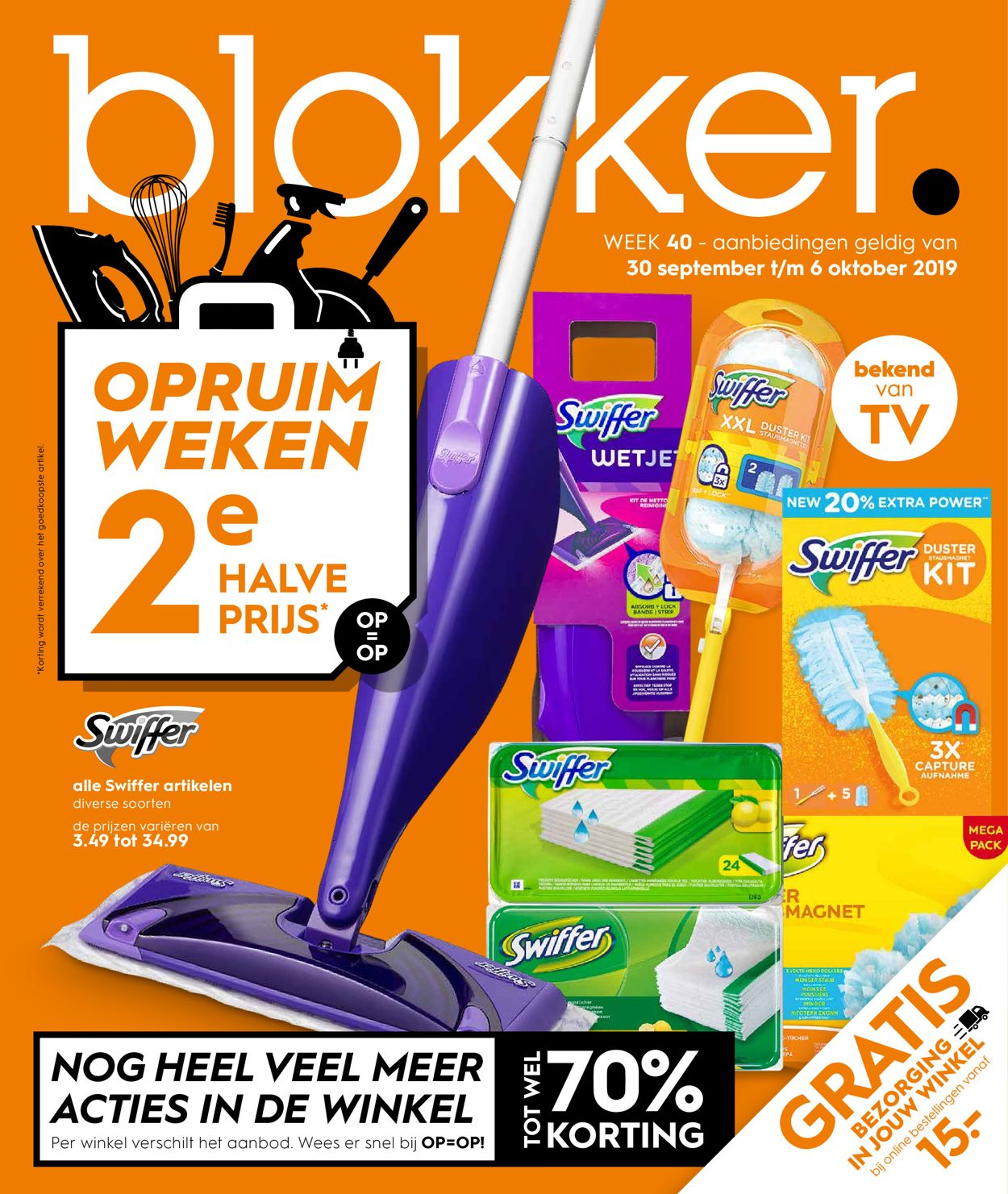 Blokker Folder - 30.09-06.10.2019