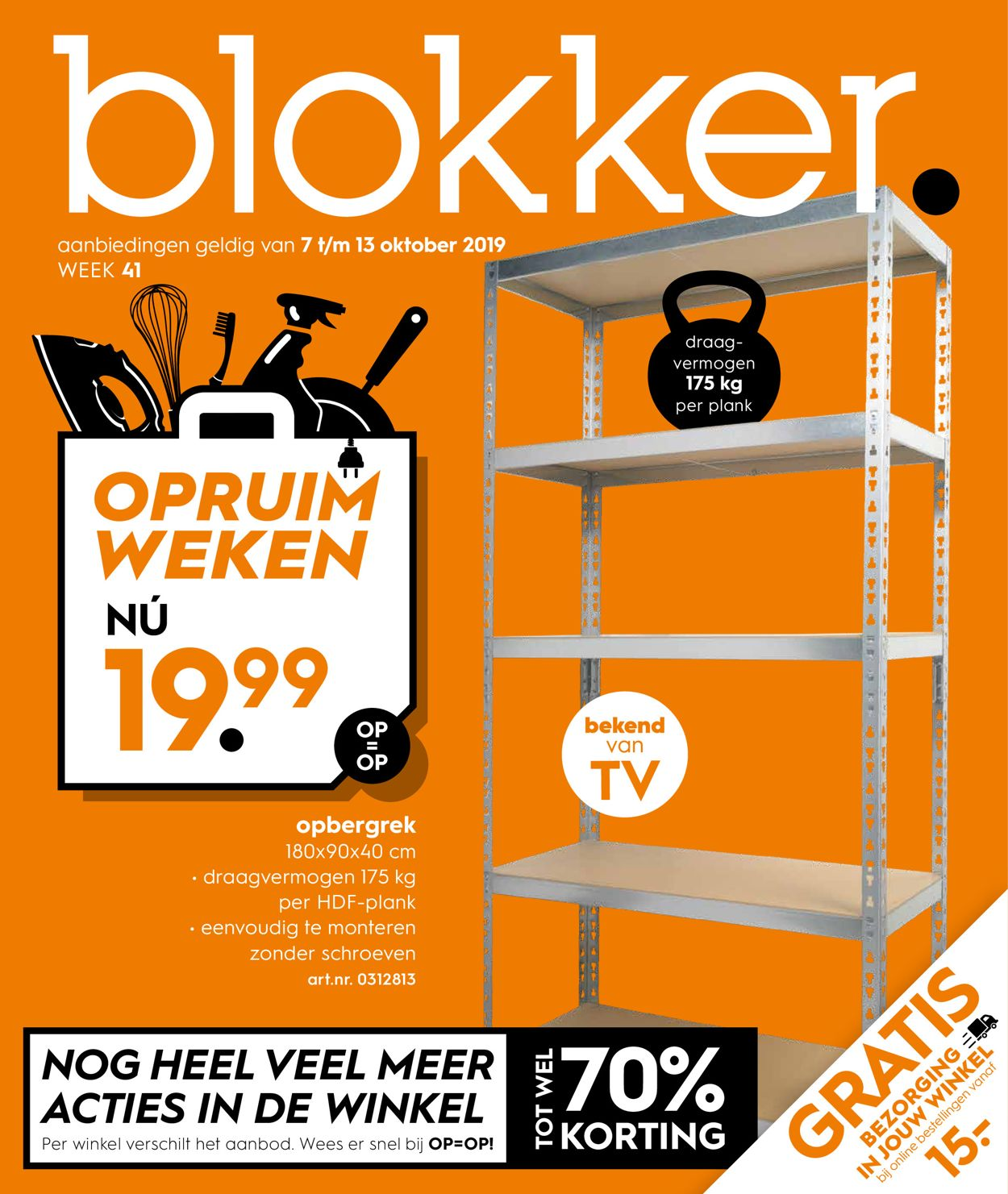 Blokker Folder - 07.10-13.10.2019