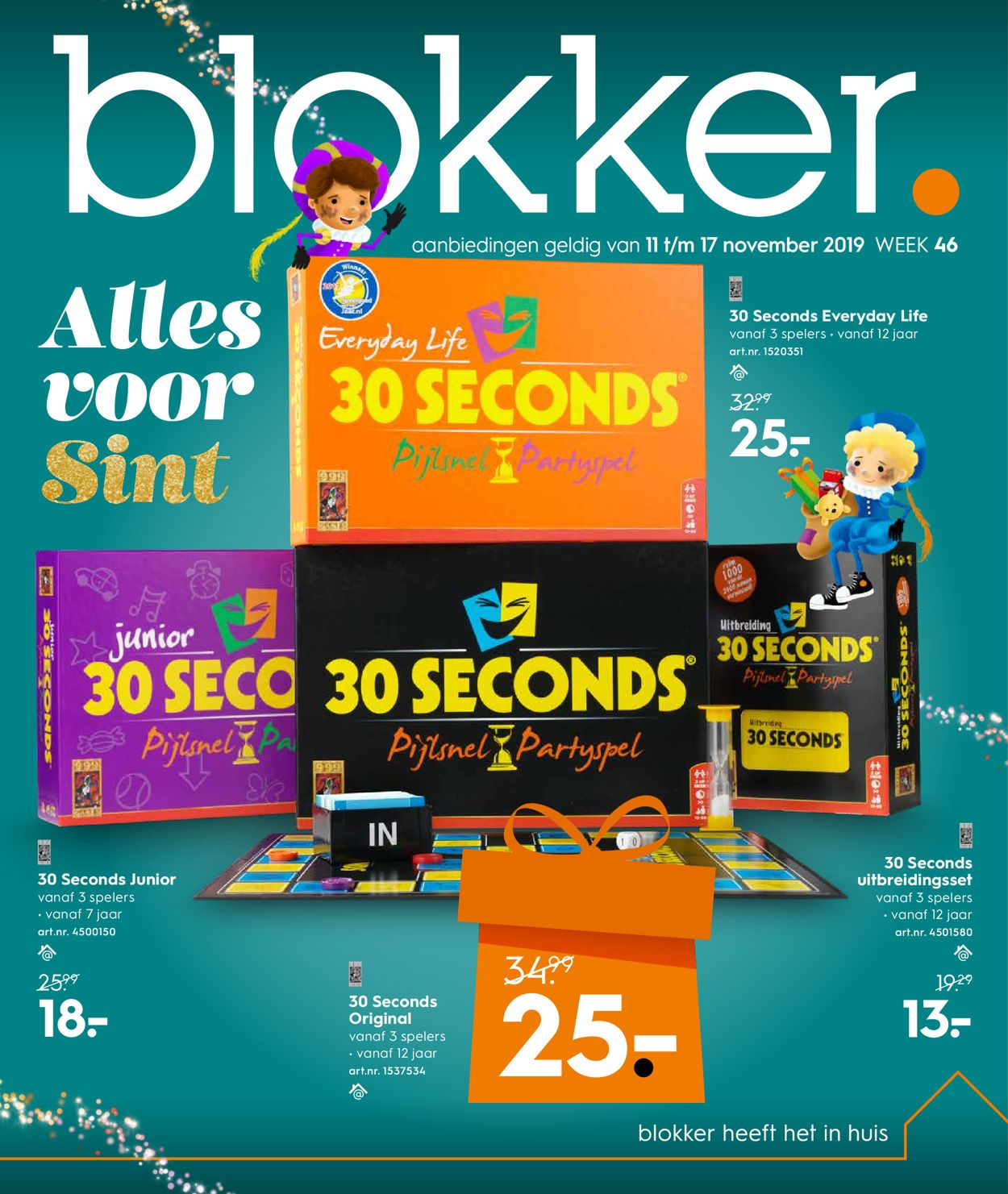 Blokker Folder - 11.11-17.11.2019