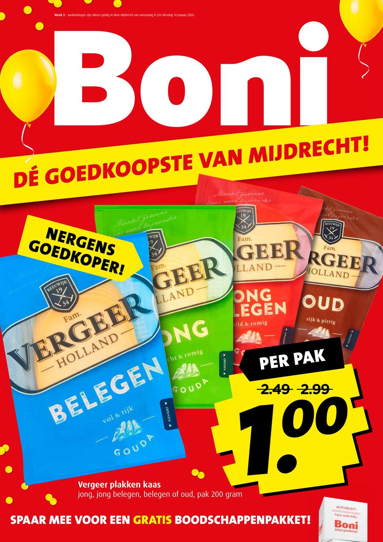 Boni Folder - 08.01-14.01.2020