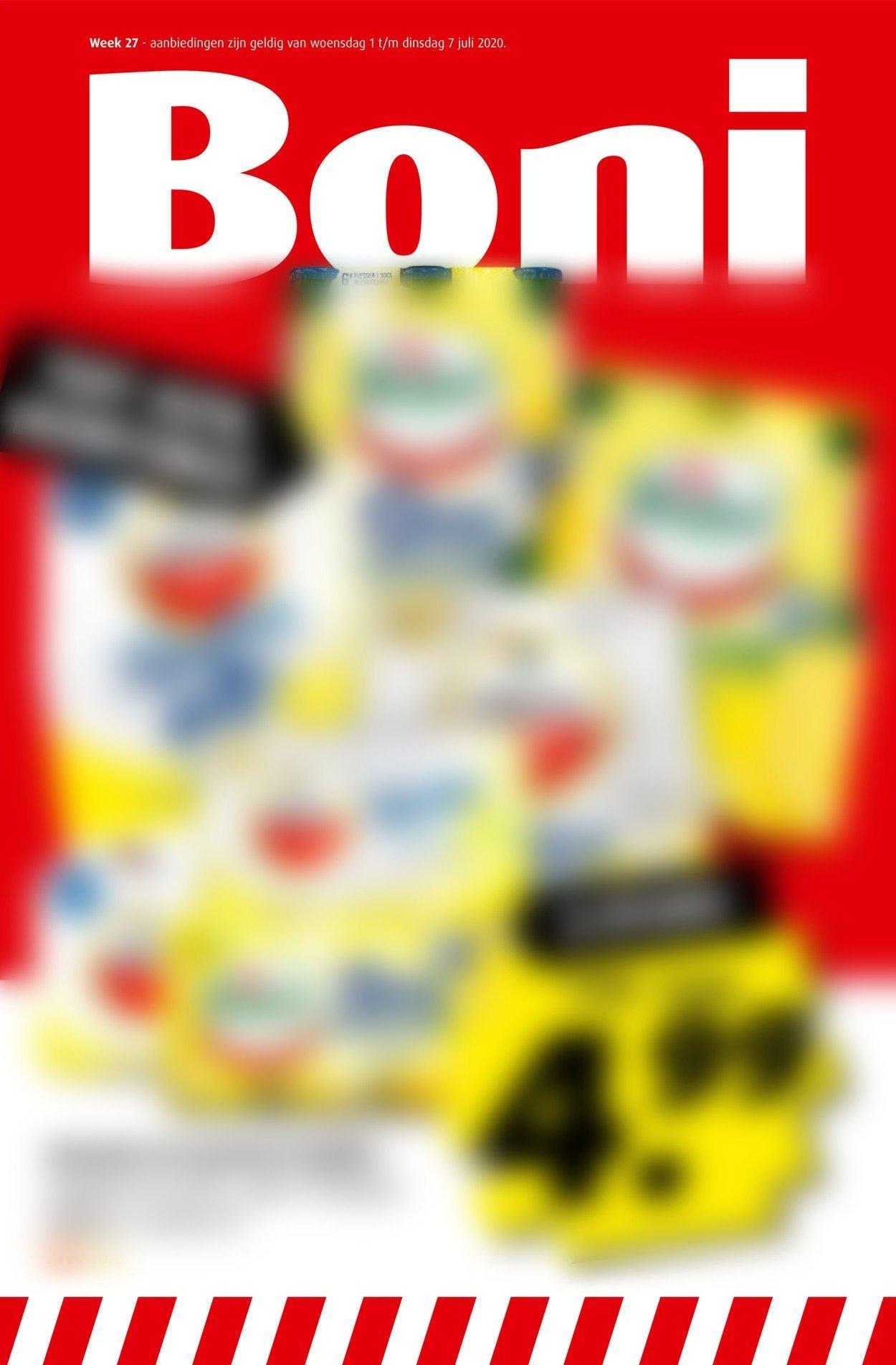 Boni Folder - 01.07-07.07.2020