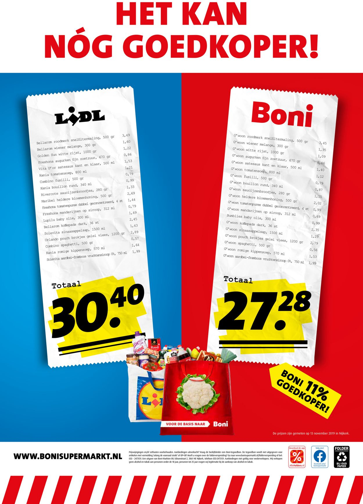 Boni Folder - 27.11-03.12.2019 (Pagina 20)