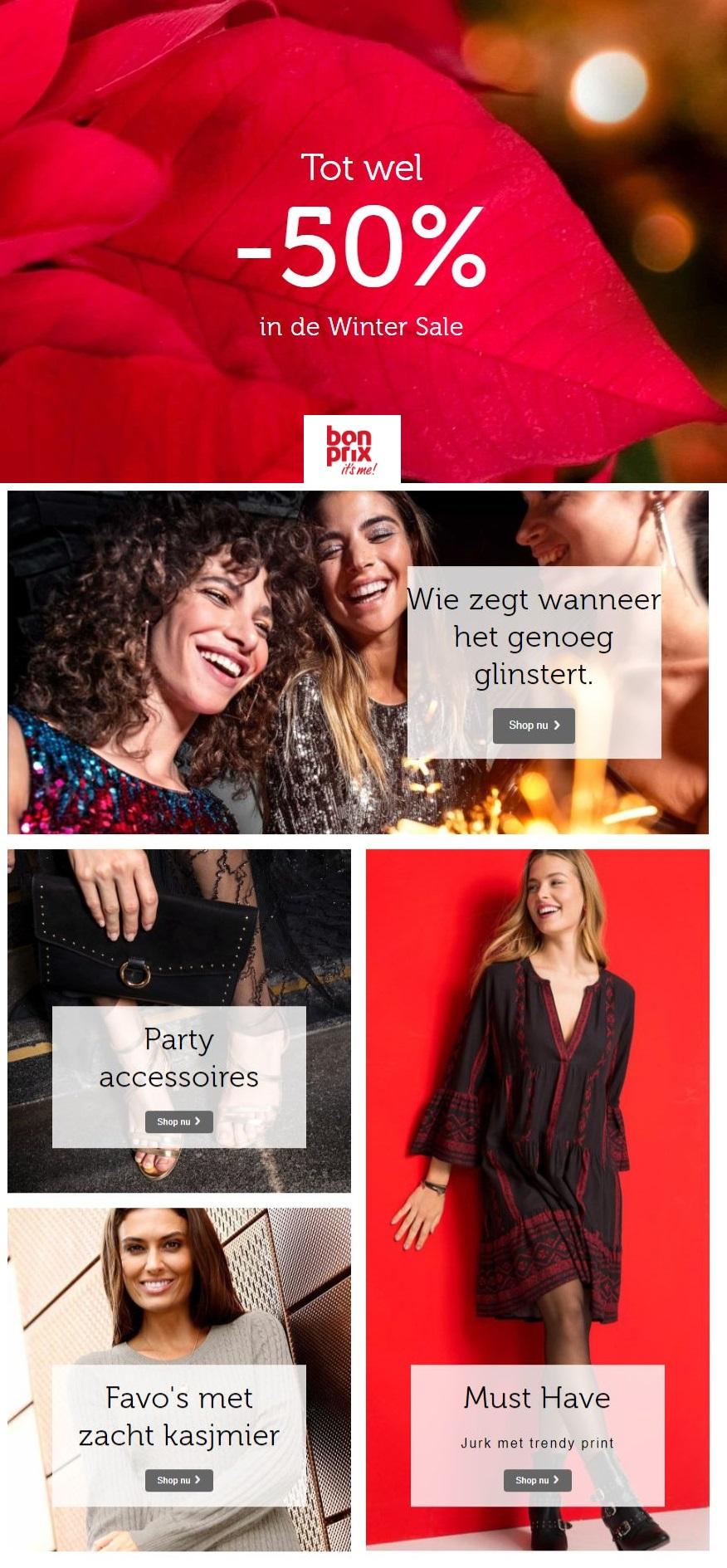 Bonprix Folder - 20.12-30.12.2019