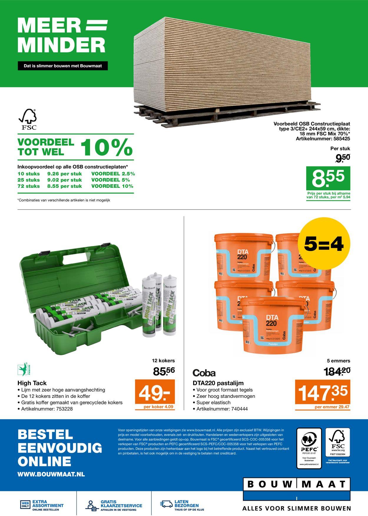 Bouwmaat Folder - 10.02-23.02.2020 (Pagina 4)