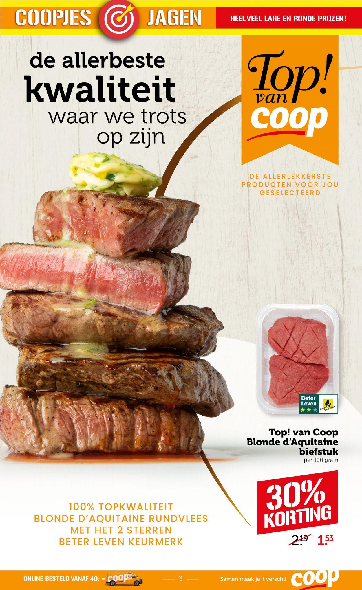 Coop Folder - 07.09-13.09.2020 (Pagina 3)