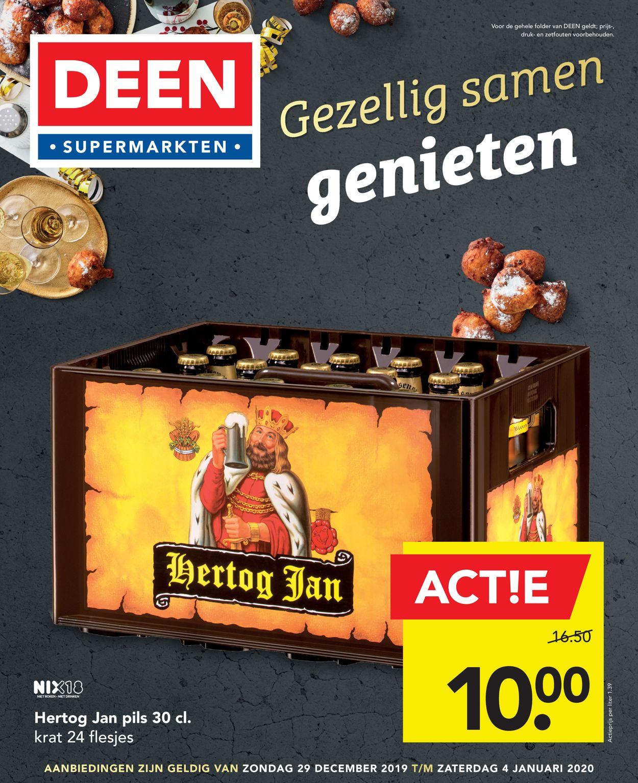 Deen Folder - 29.12-04.01.2020