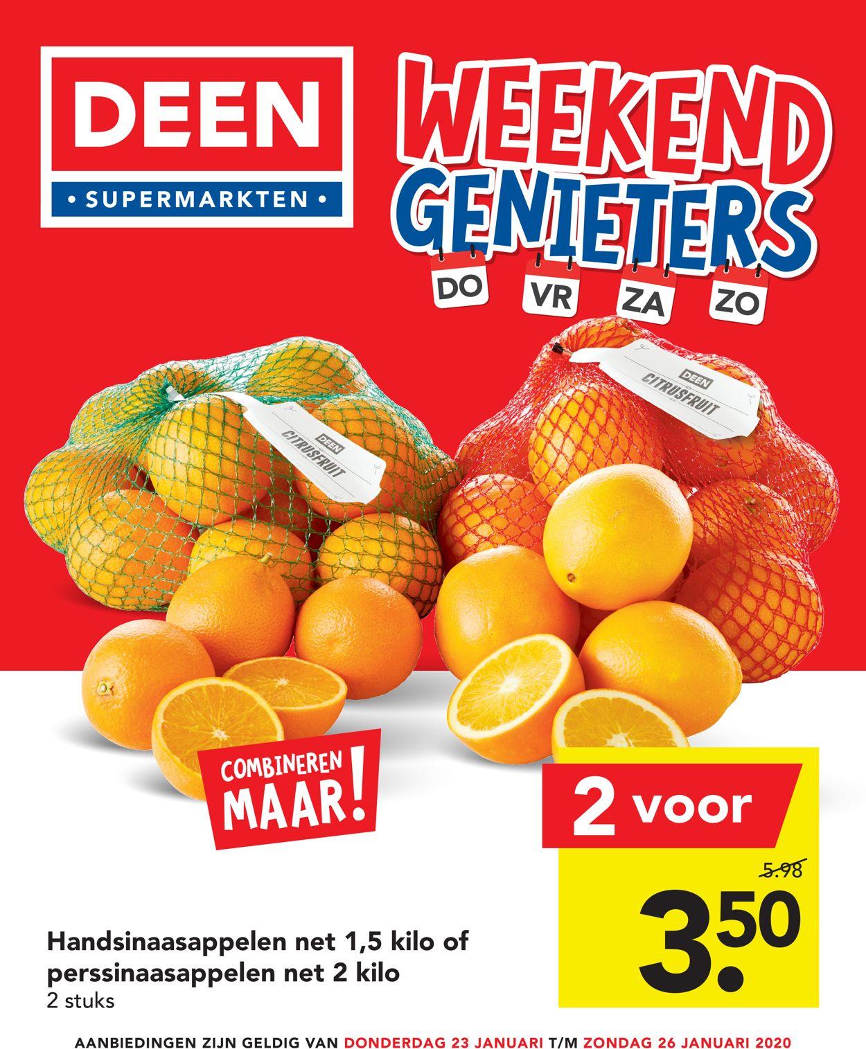 Deen Folder - 23.01-26.01.2020