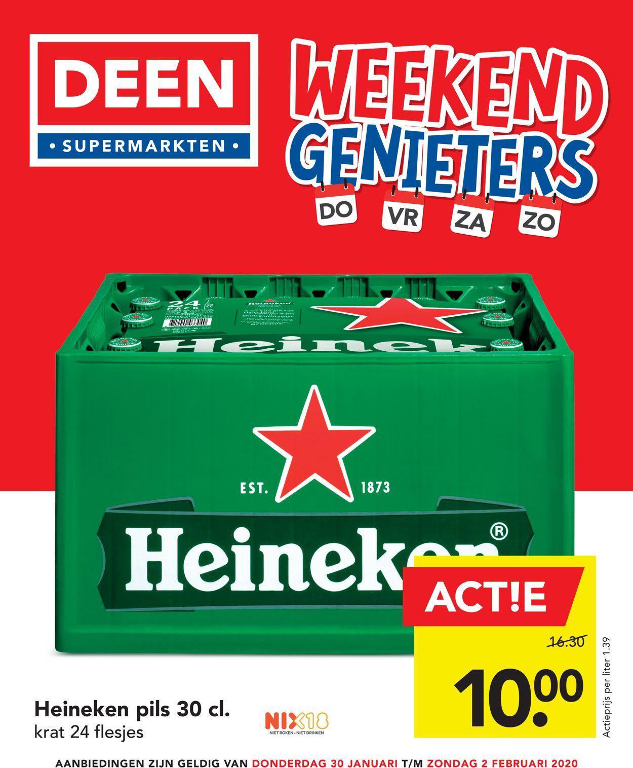 Deen Folder - 30.01-02.02.2020